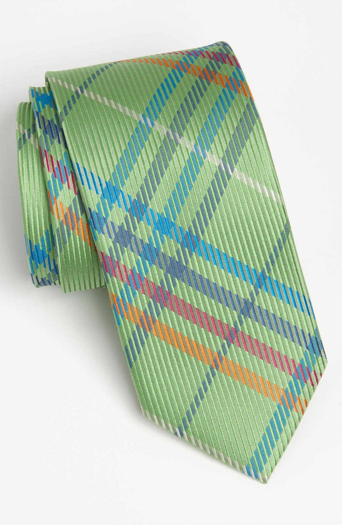 Alternate Image 1 Selected - Peter Millar Woven Silk Tie