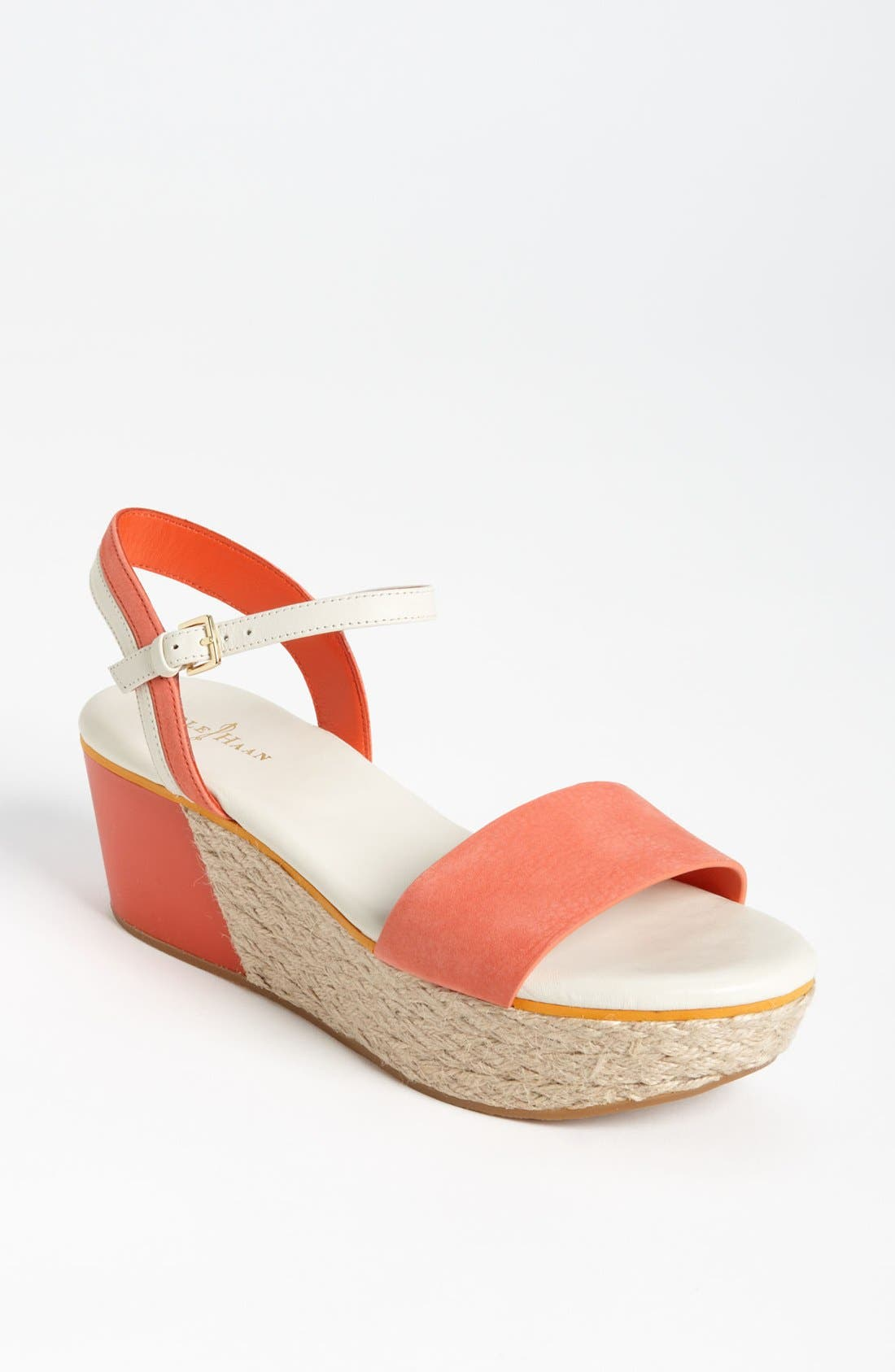 Alternate Image 1 Selected - Cole Haan 'Arden' Wedge Sandal