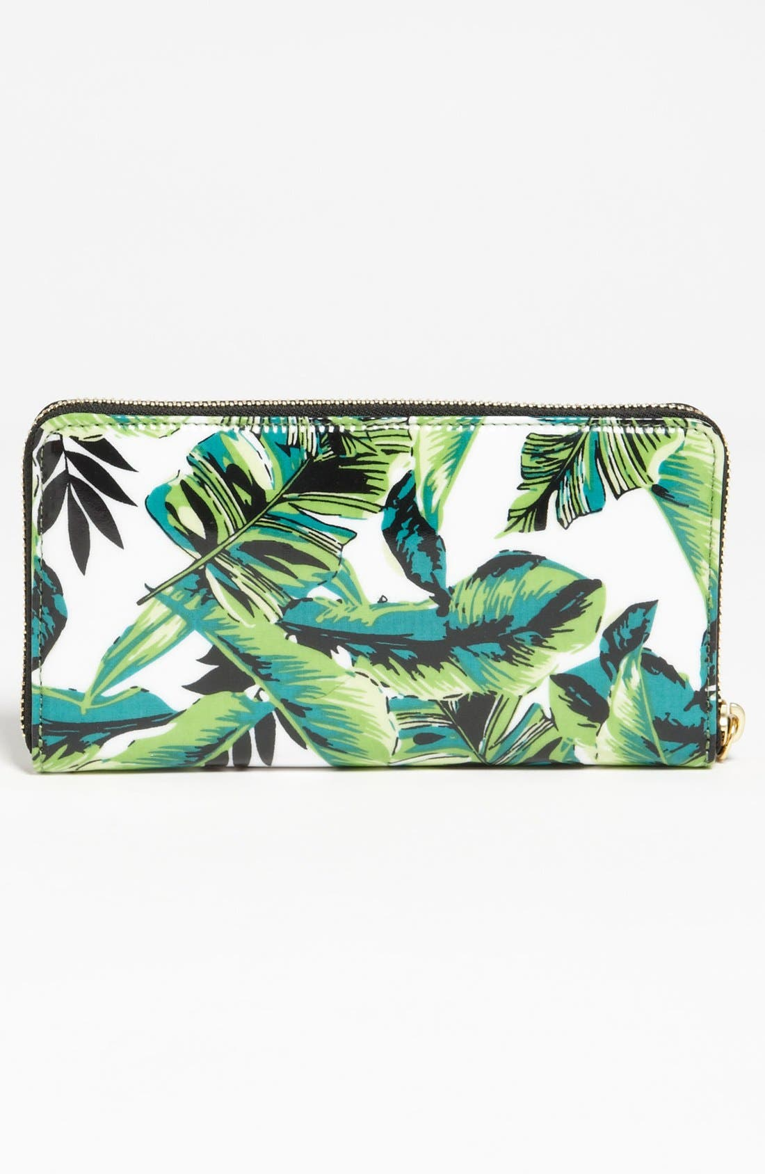 Alternate Image 3  - Milly 'Banana Leaf' Wallet