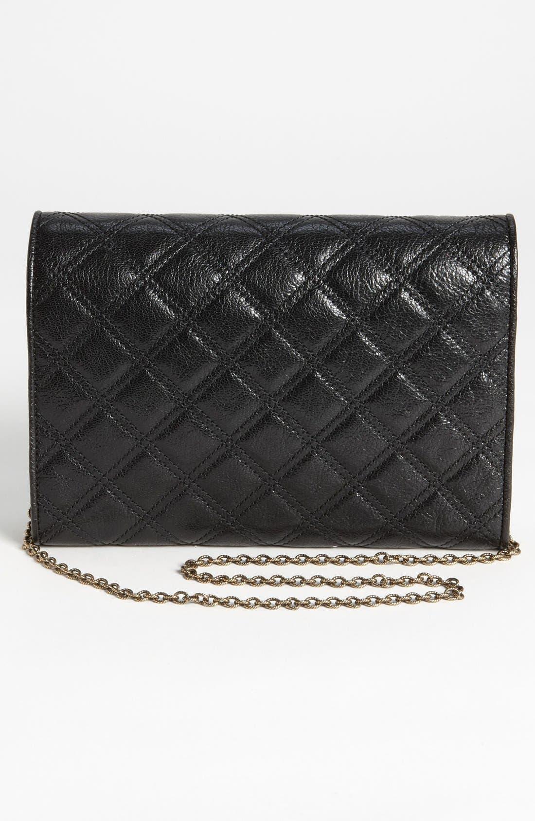 Alternate Image 4  - MARC JACOBS 'Baroque All In One' Leather Shoulder Bag