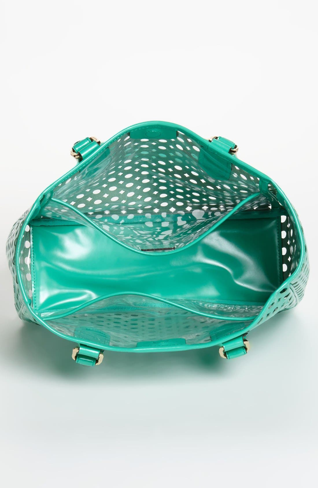 Alternate Image 3  - Milly 'Addison' Patent Leather Tote