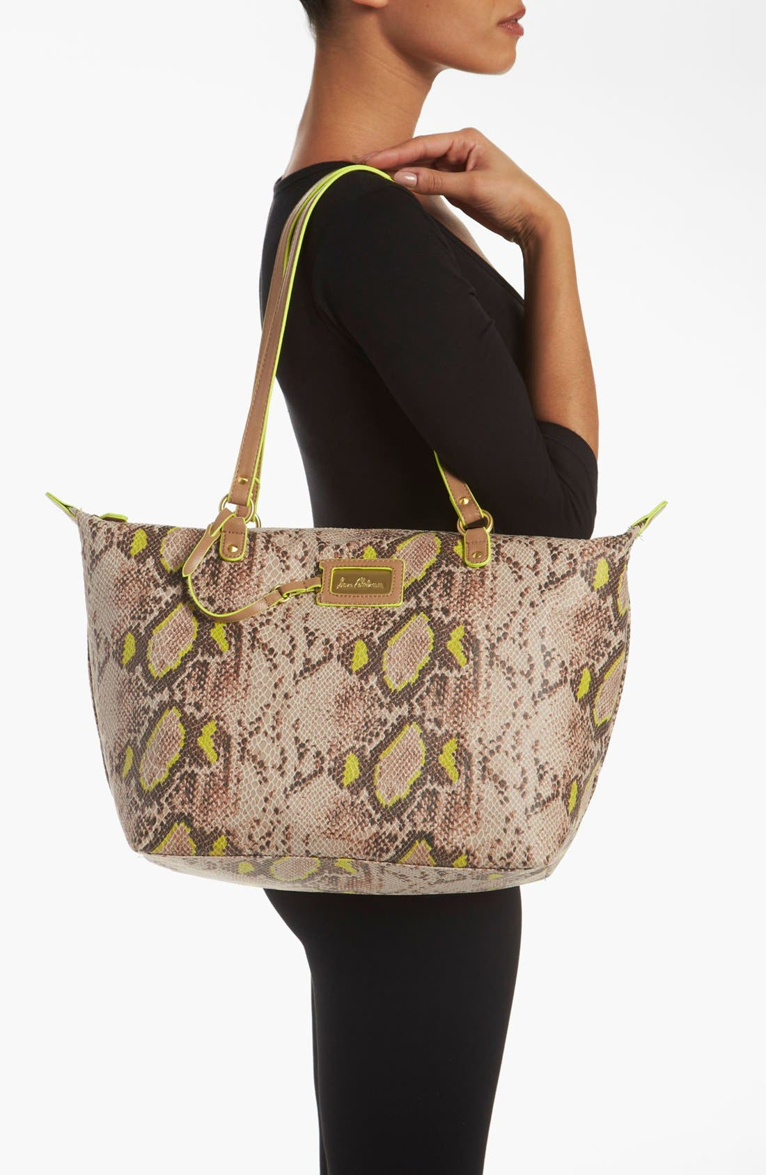 Alternate Image 2  - Sam Edelman 'Signature Miranda' Zip Tote