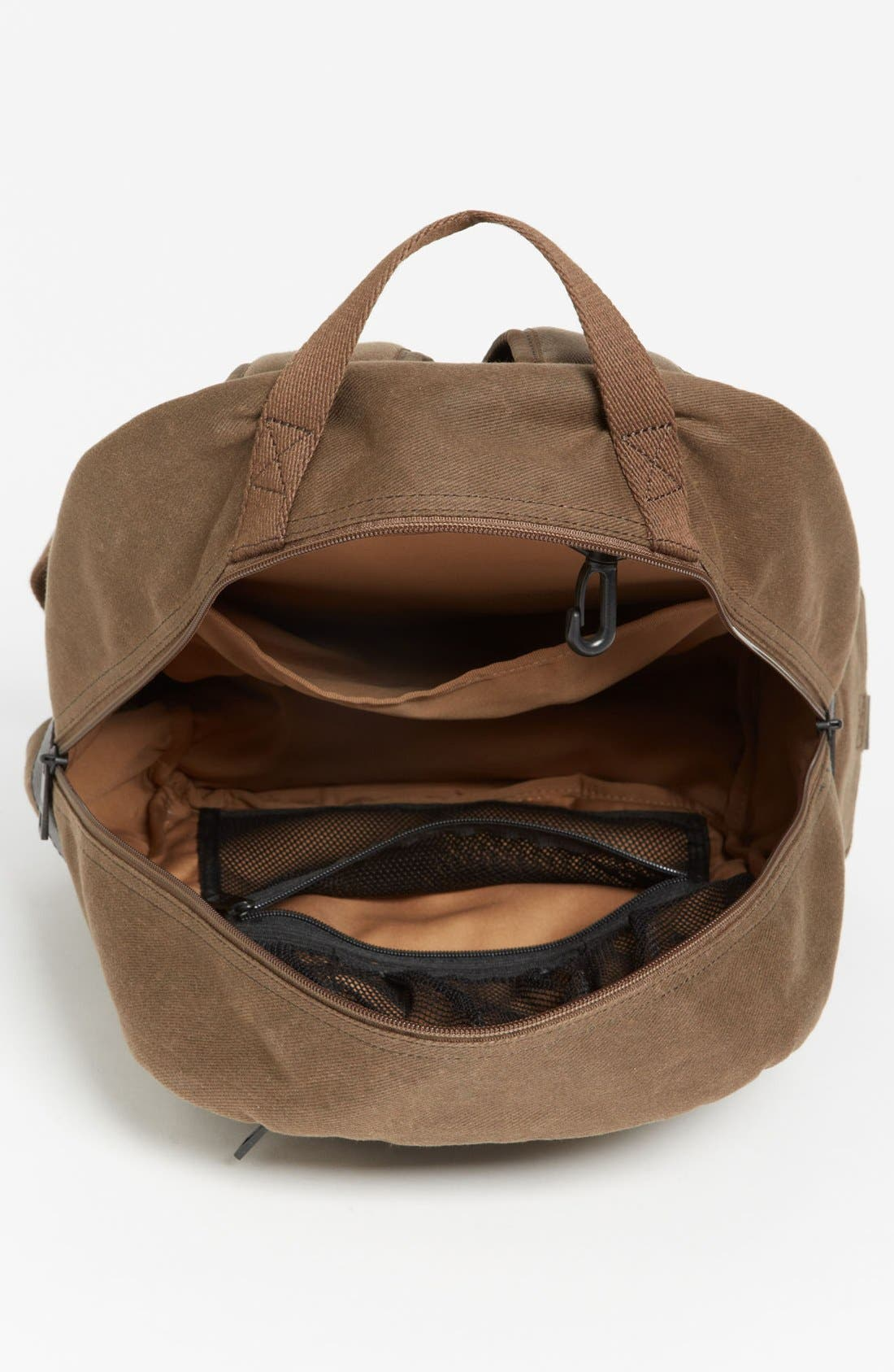 Alternate Image 3  - Andrew Marc 'Essex' Twill Backpack