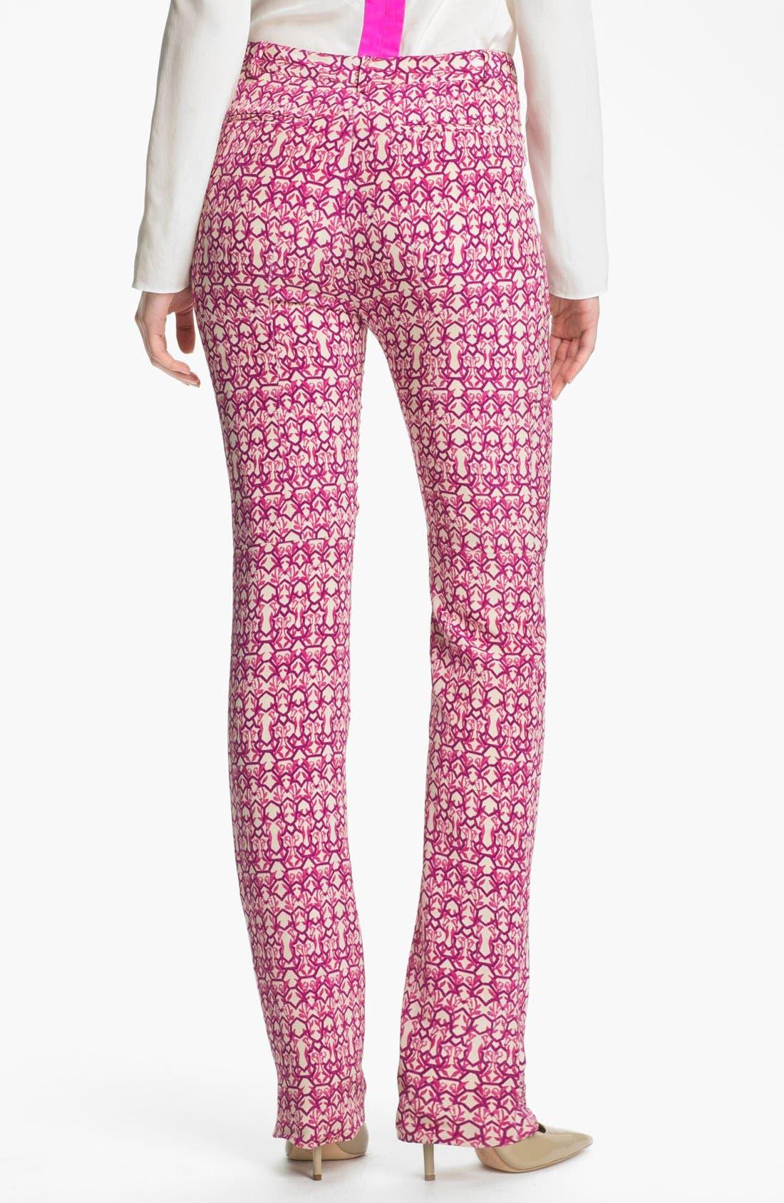 Alternate Image 2  - Rachel Roy Silk Pants