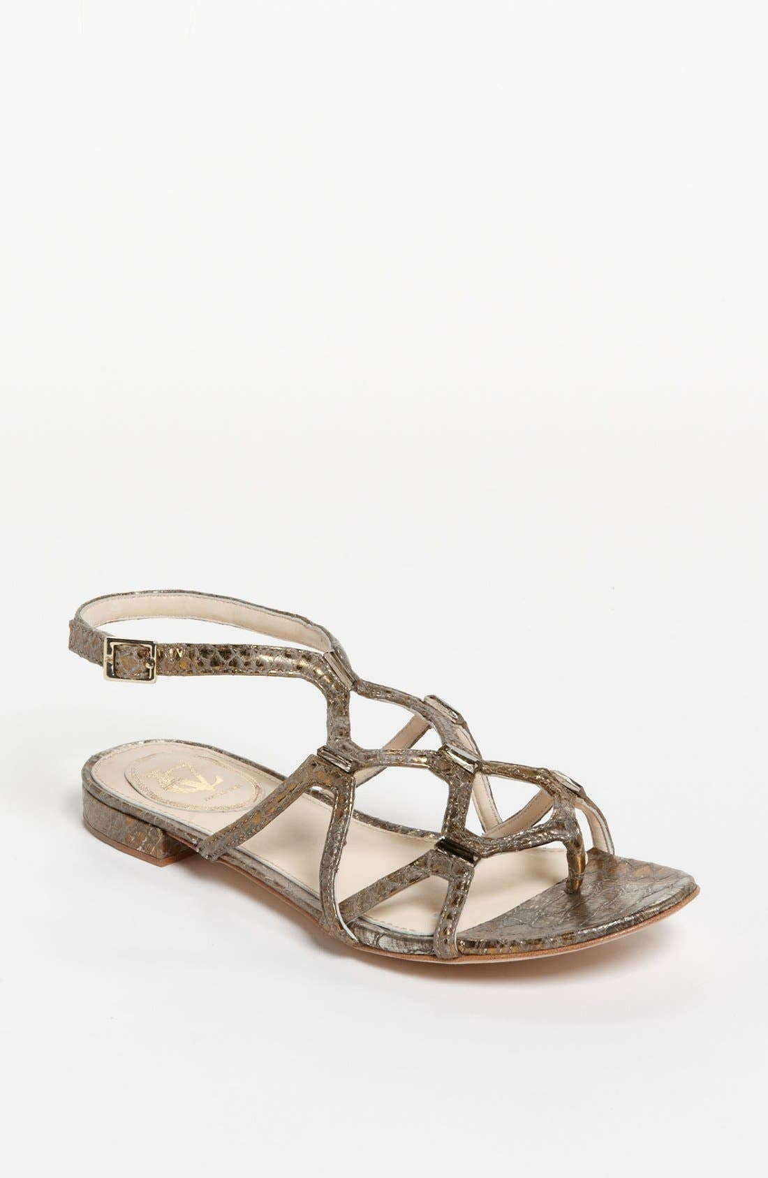 Alternate Image 1 Selected - VC Signature 'Dona' Sandal