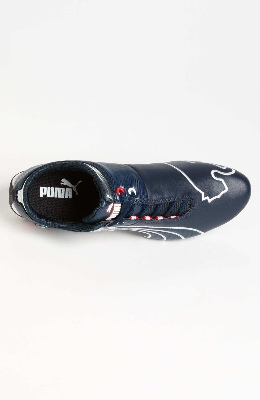 Alternate Image 3  - PUMA 'BMW Future Cat M1 Big' Sneaker (Men)