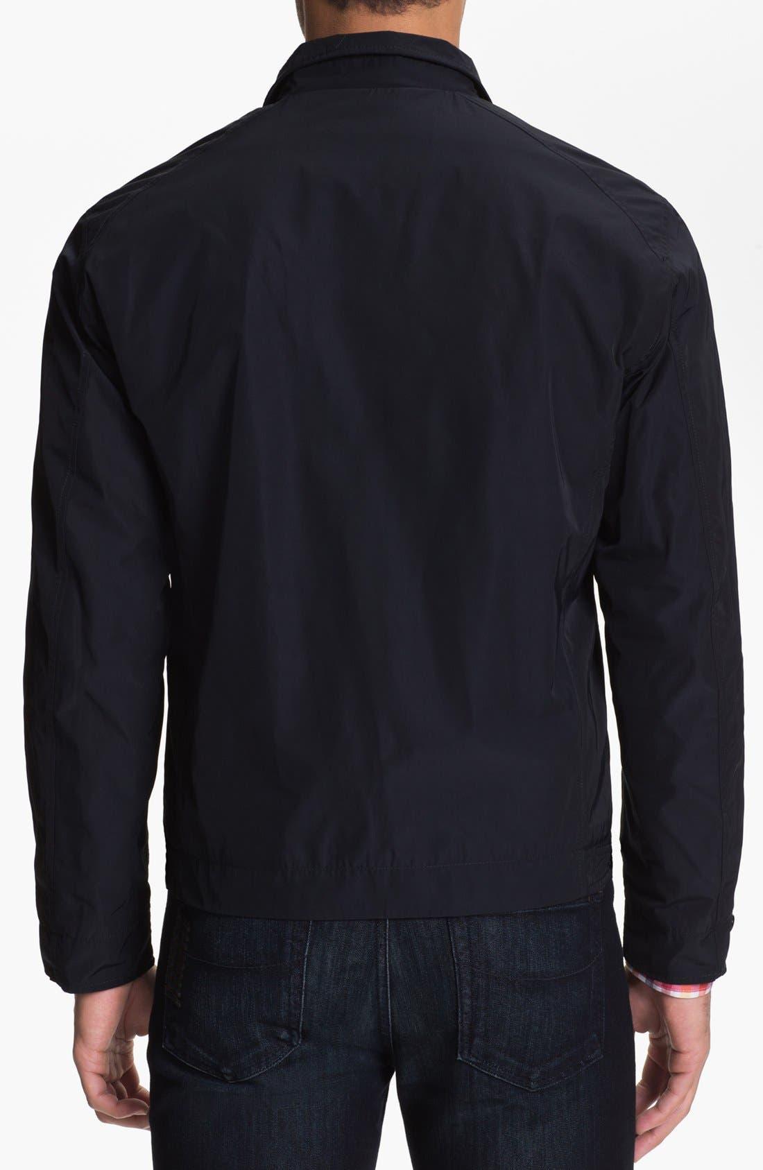 Alternate Image 2  - Façonnable Open Bottom Jacket (Big & Tall)