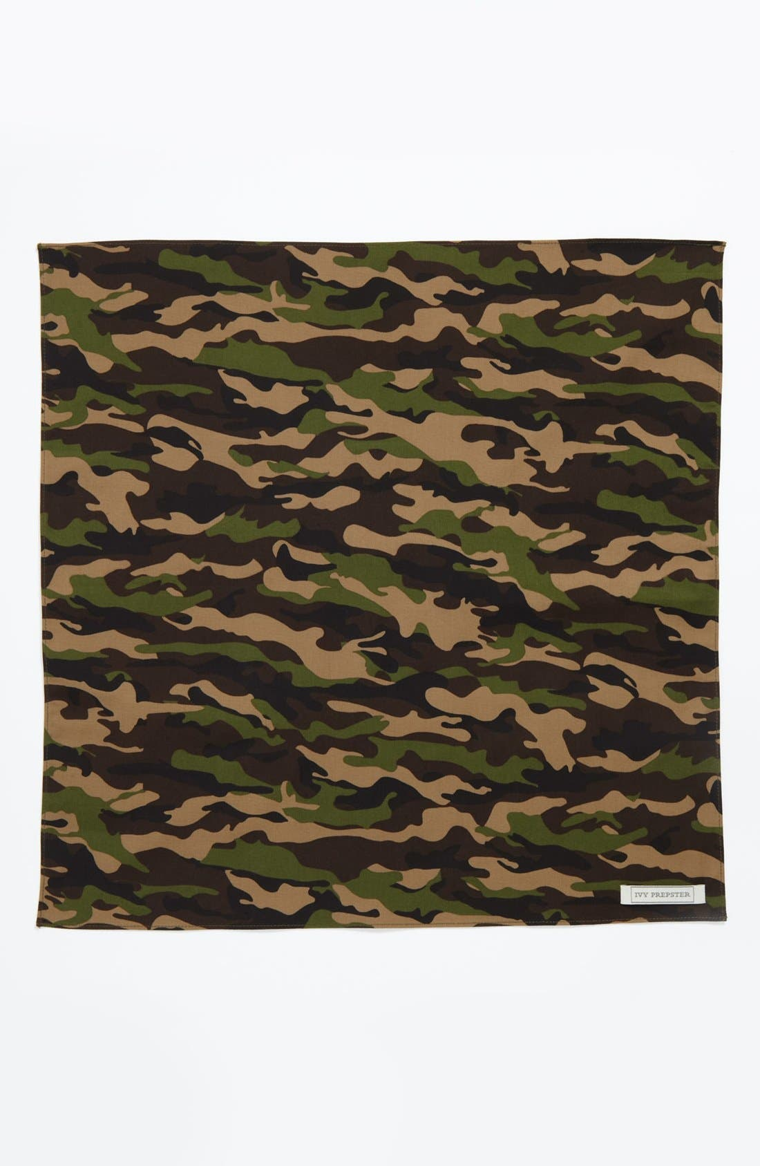 Alternate Image 2  - Ivy Prepster 'Reflect Camouflage' Pocket Square