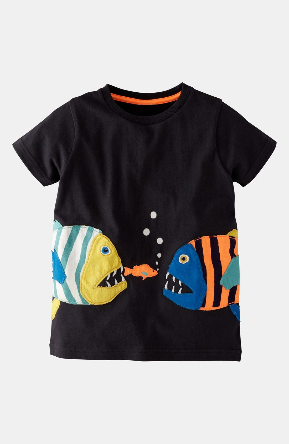 Main Image - Mini Boden 'Creatures of the Deep' T-Shirt (Toddler, Little Boys & Big Boys)