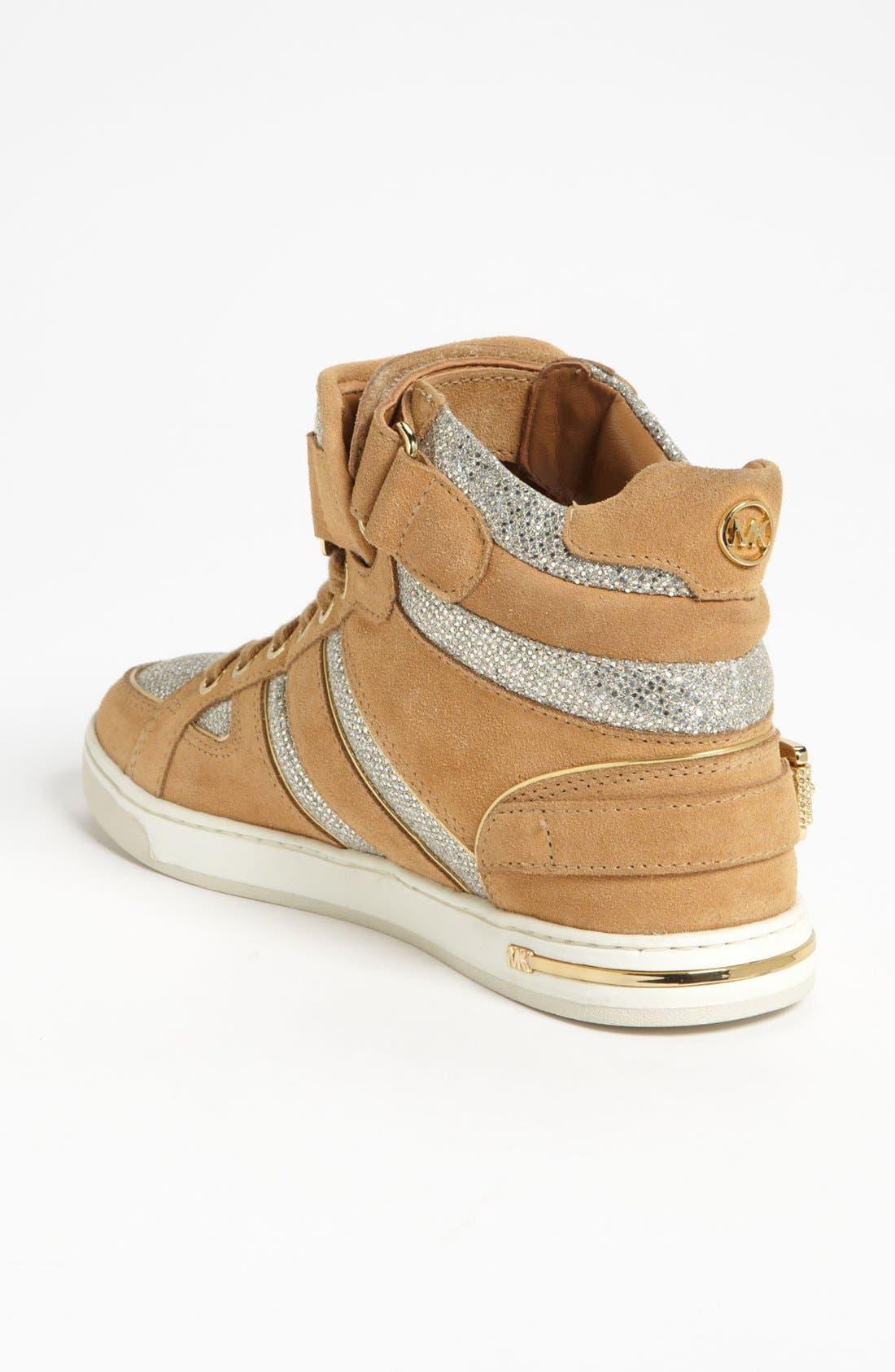 Alternate Image 2  - MICHAEL Michael Kors 'Fulton' High Top Sneaker