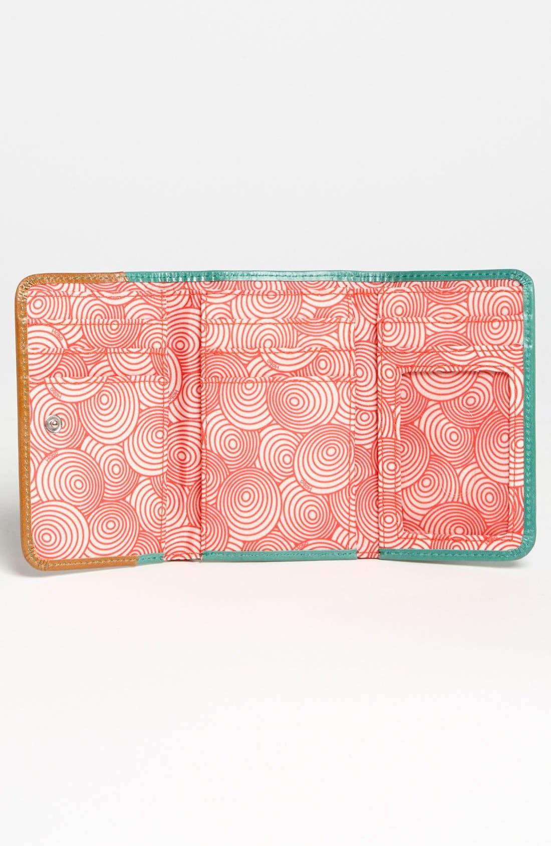 Alternate Image 2  - Hobo 'Jill' Colorblock Wallet