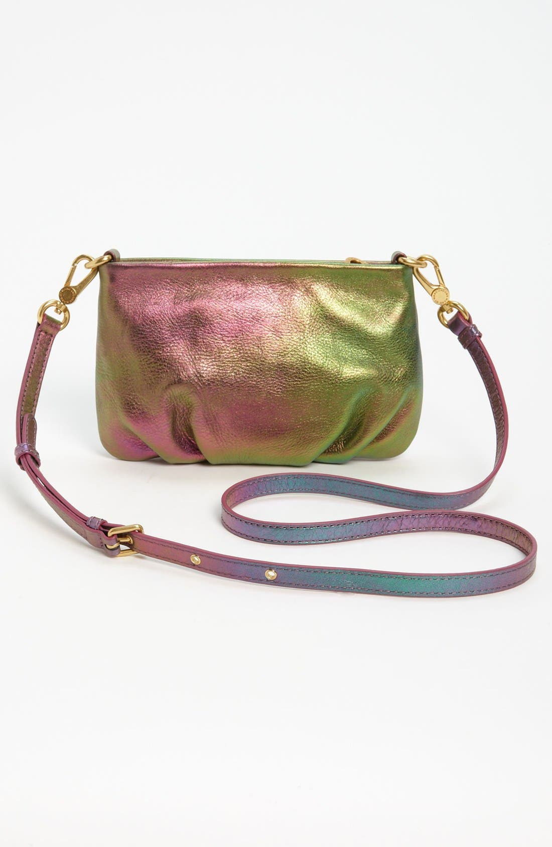 Alternate Image 4  - MARC BY MARC JACOBS 'Classic Q - Percy' Crossbody Bag