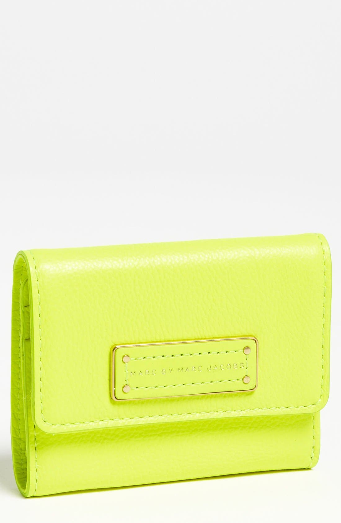 Alternate Image 1 Selected - MARC BY MARC JACOBS 'Too Hot to Handle' Billfold Wallet