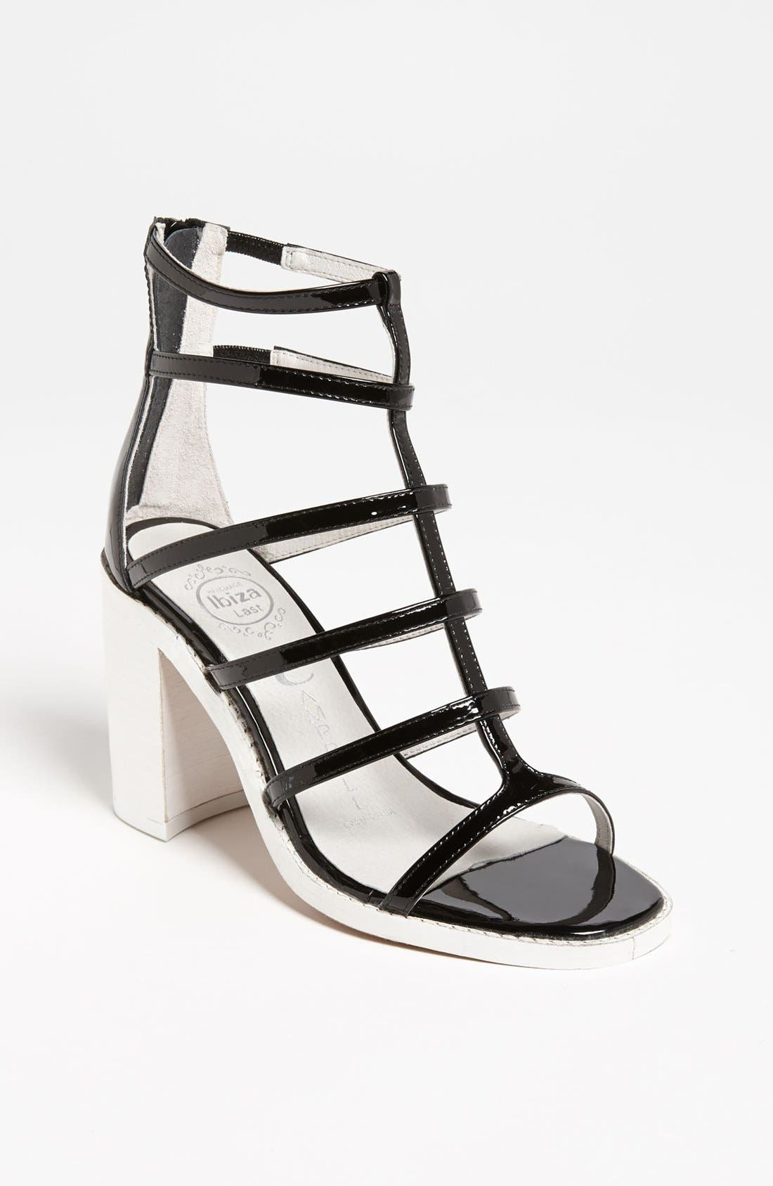 Alternate Image 1 Selected - Jeffrey Campbell 'Encase' Sandal