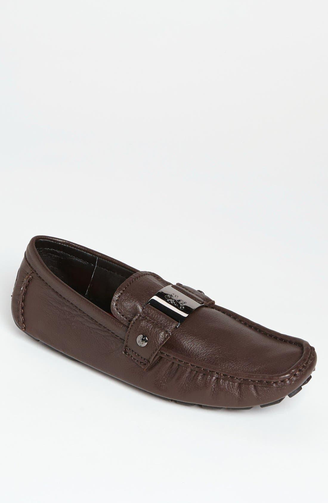 Alternate Image 1 Selected - Bugatchi 'Miro' Driving Shoe