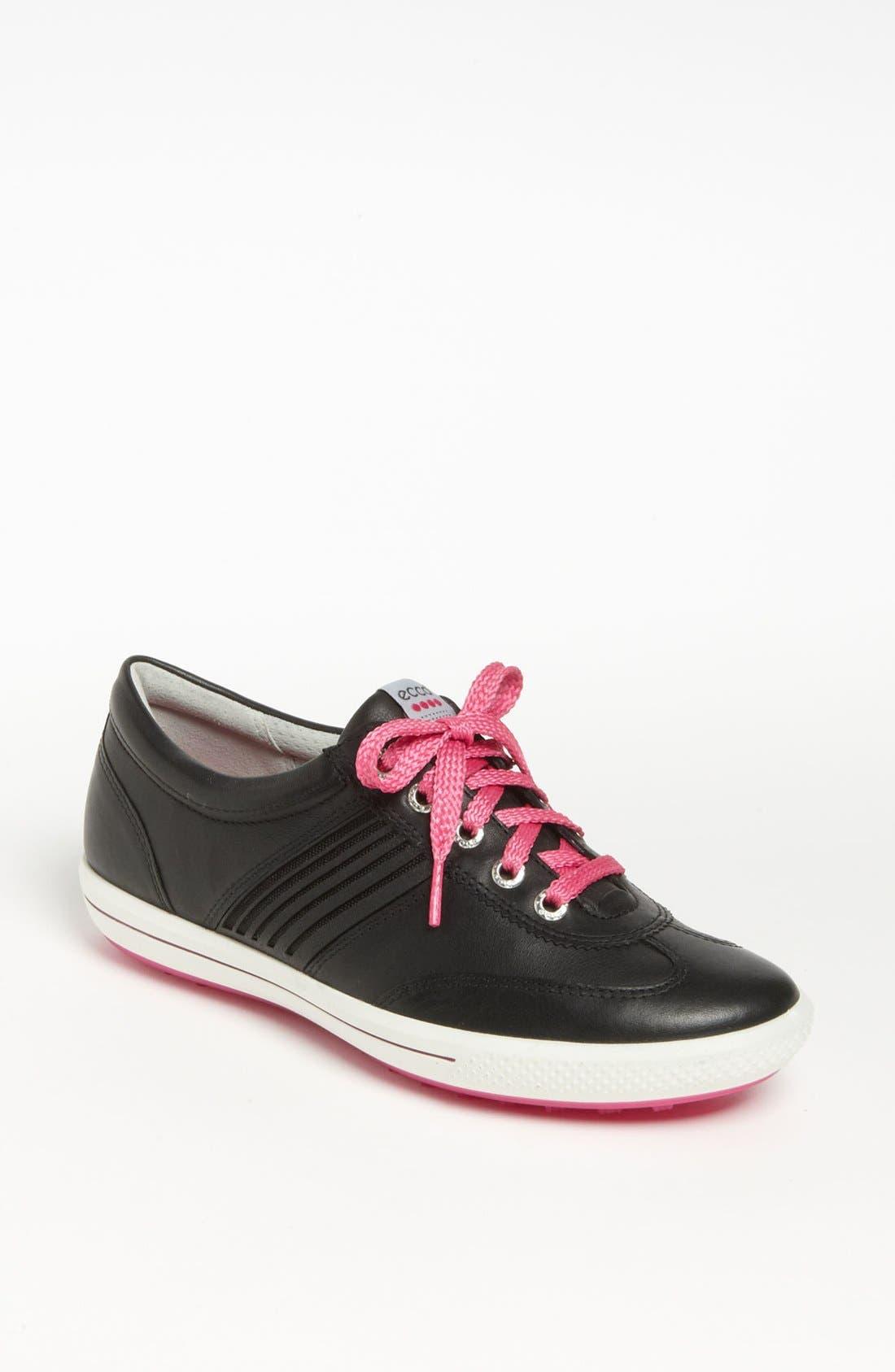Alternate Image 1 Selected - ECCO 'Golf Street' Sport Sneaker (Women)