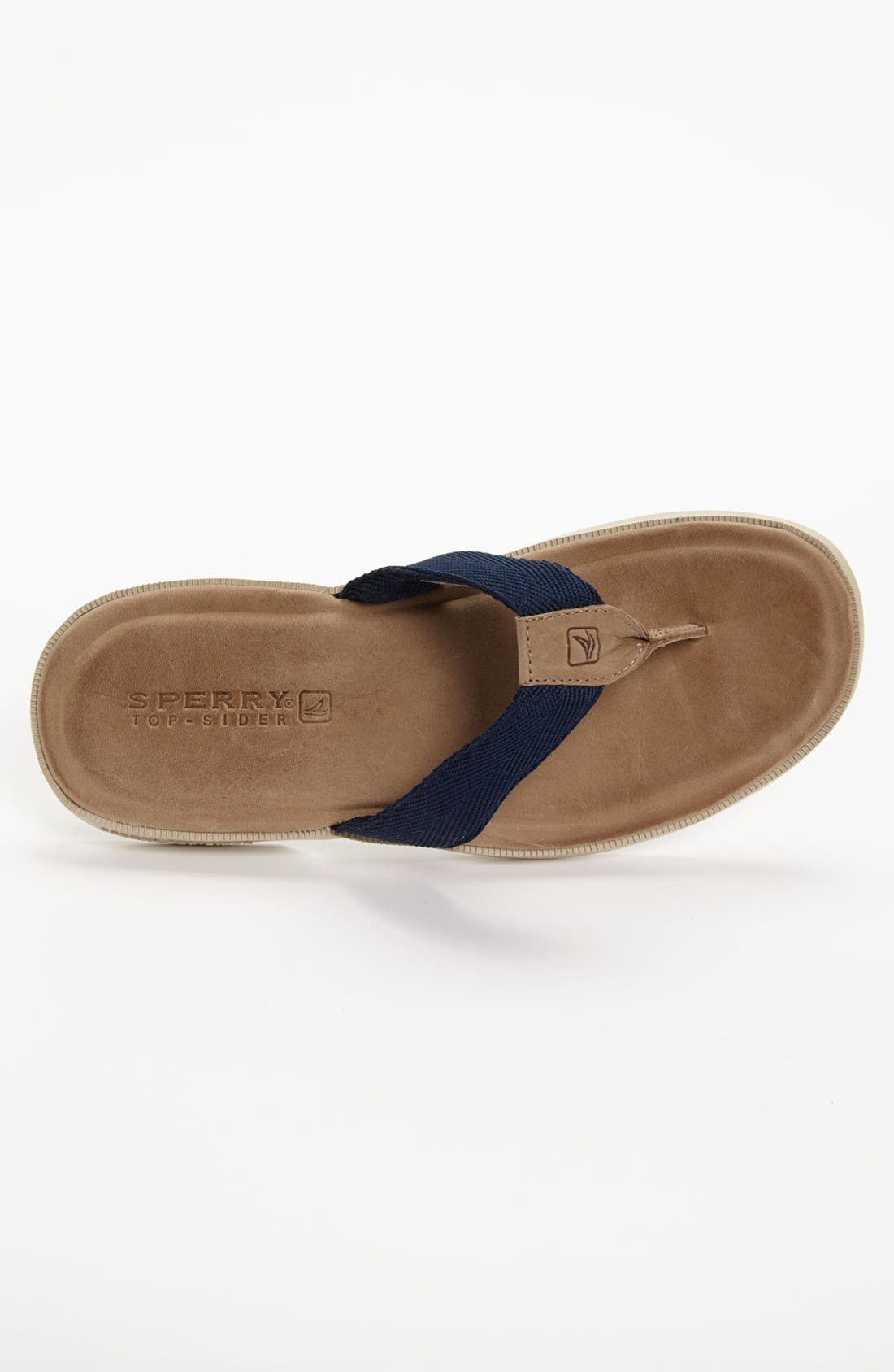 Alternate Image 3  - Sperry Top-Sider® 'Harrison' Flip Flop (Men)