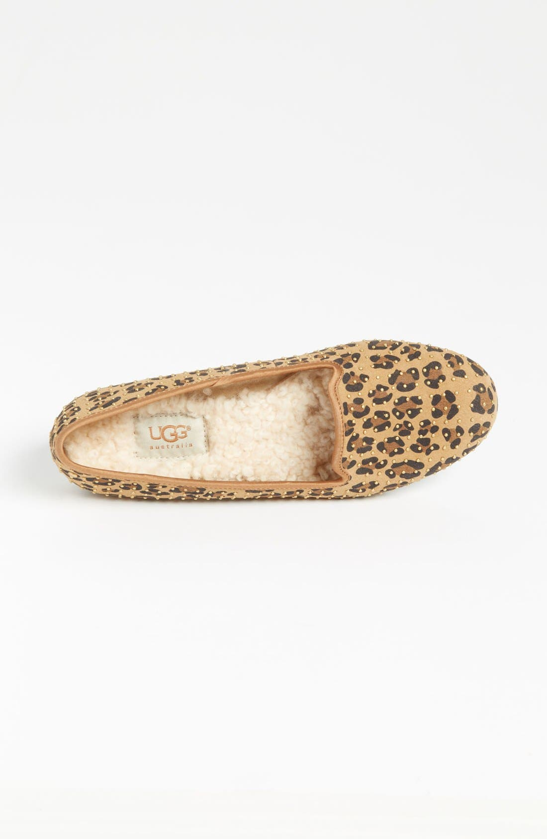 Alternate Image 3  - UGG® Australia 'Alloway' Studded Flat (Exclusive Color)