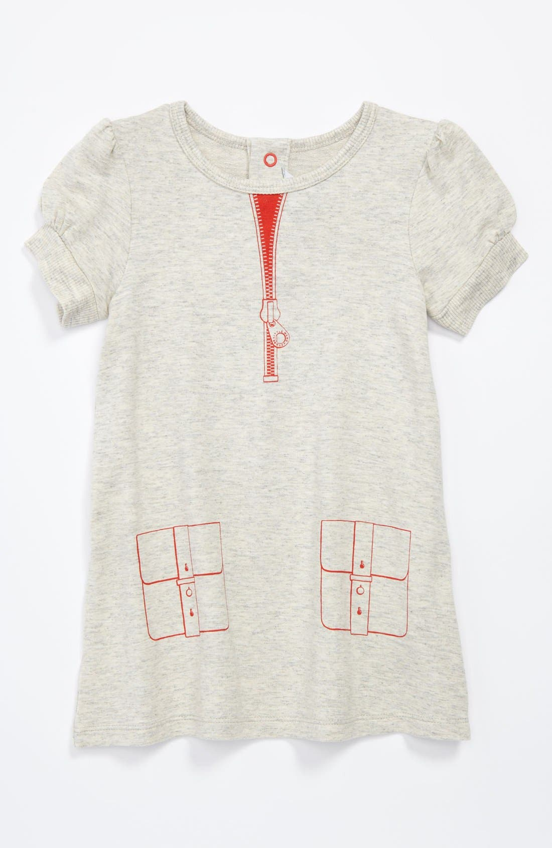 Main Image - LITTLE MARC JACOBS Print Pocket Dress (Toddler)