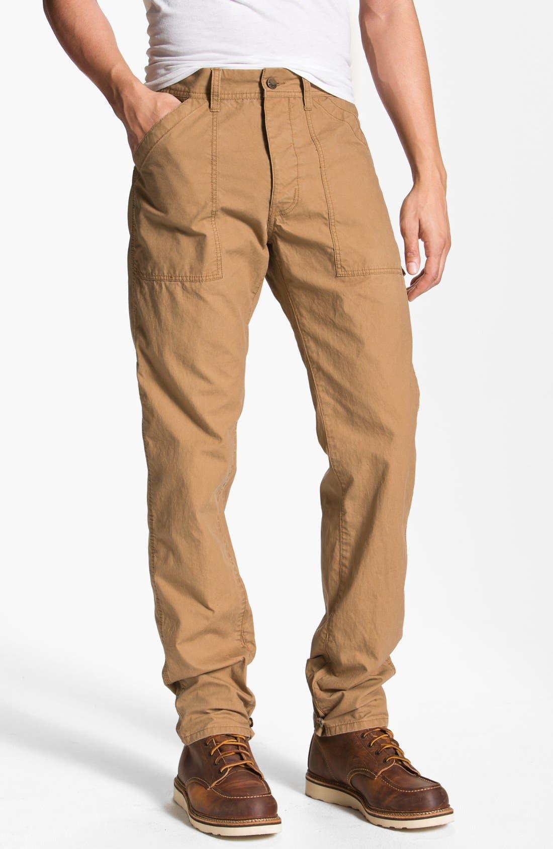Alternate Image 1 Selected - 55DSL 'Punstedt' Straight Leg Chino Pants