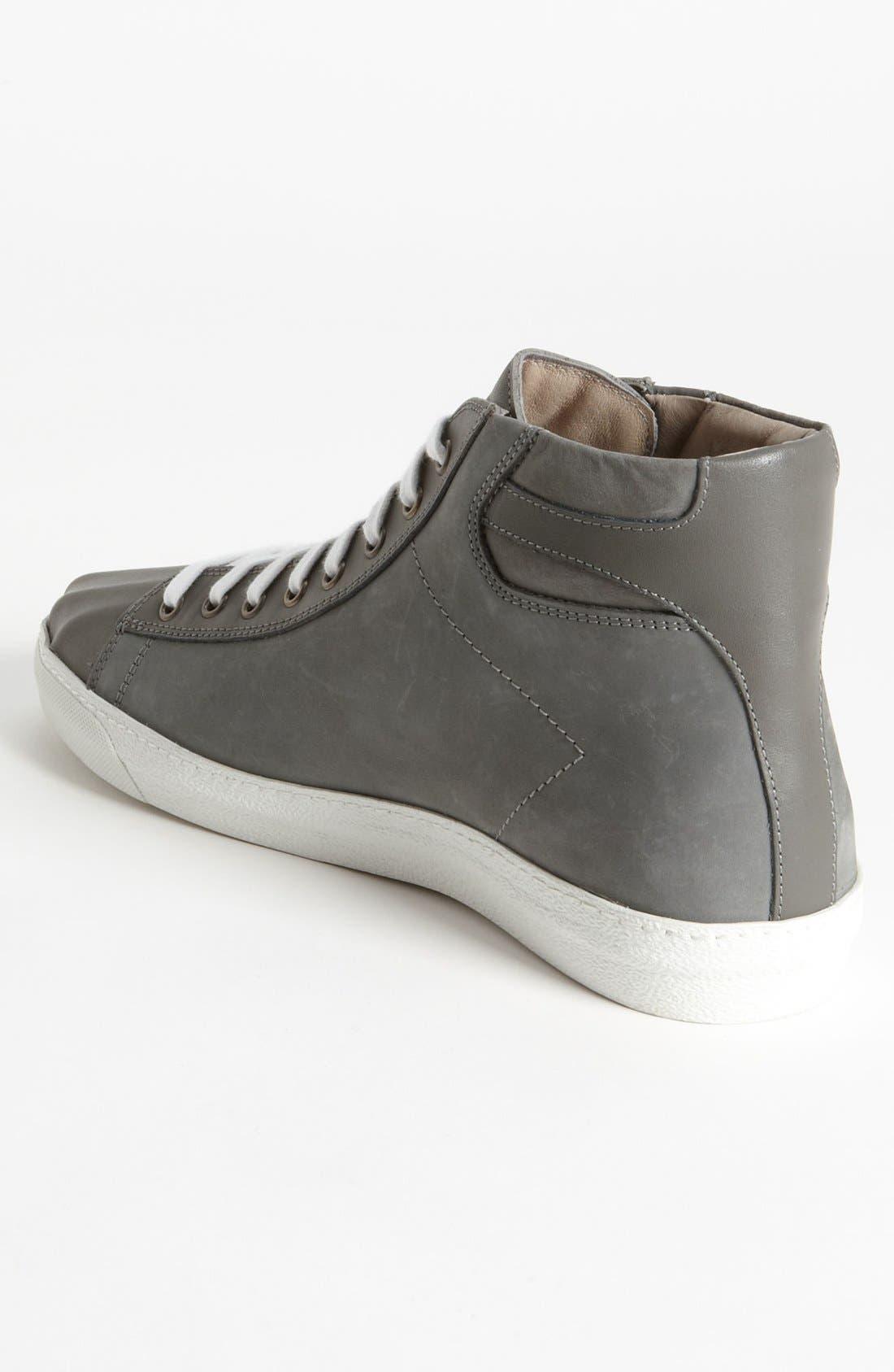 Alternate Image 2  - McQ by Alexander McQueen Mid Top Sneaker