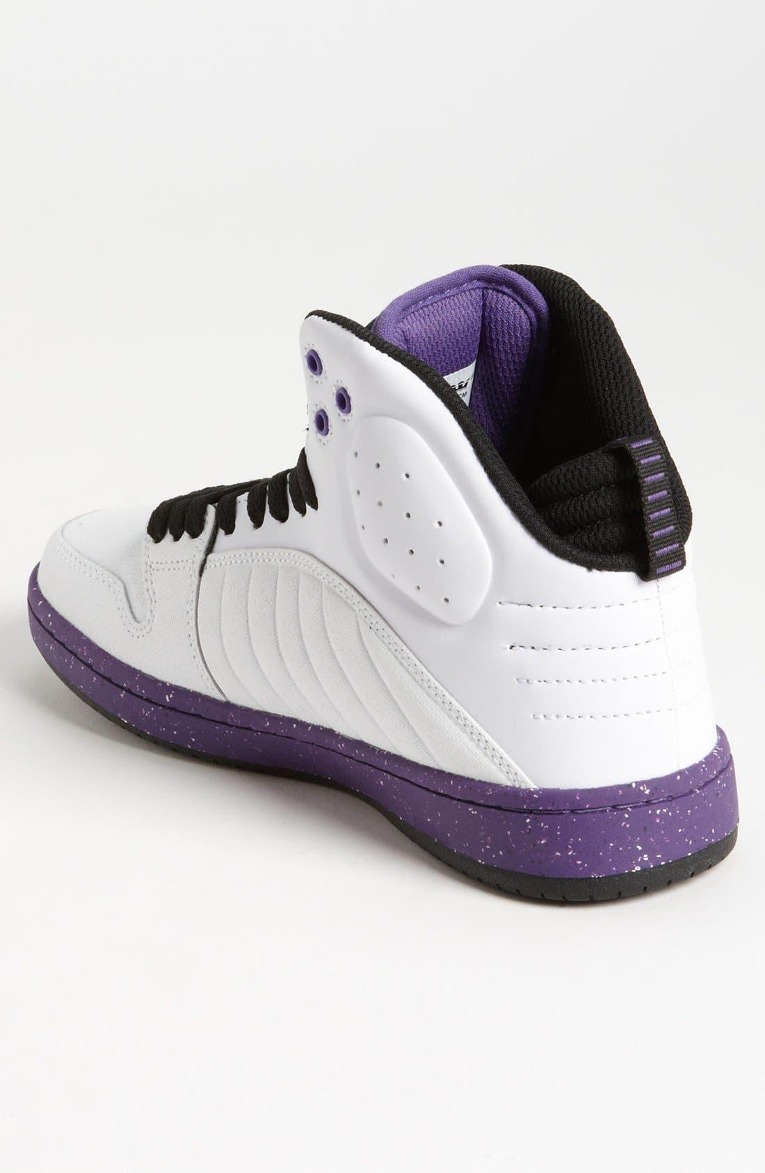 Alternate Image 2  - Supra 'Evans' Sneaker (Men)