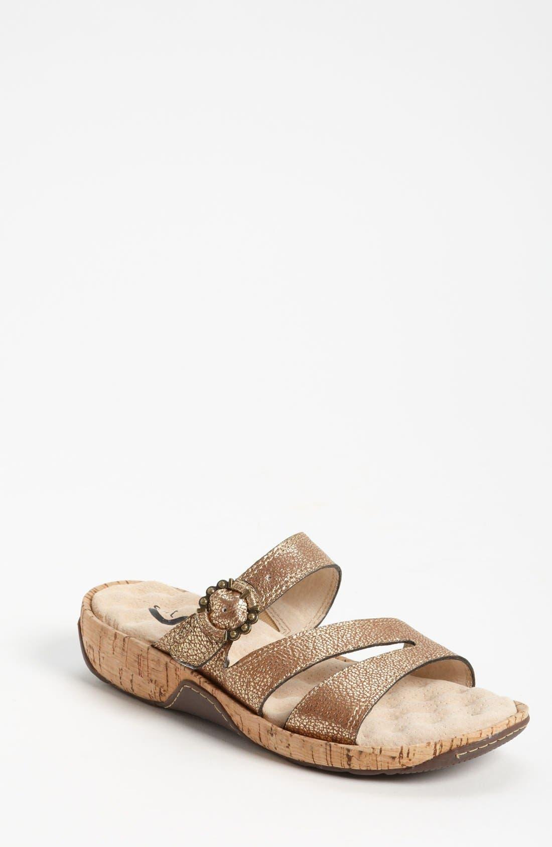 Alternate Image 1 Selected - SoftWalk® 'Bermuda' Sandal