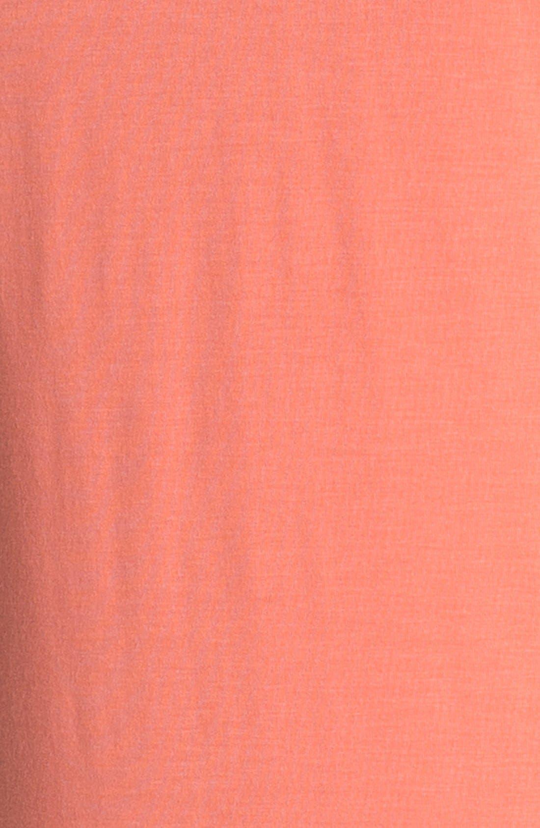 Alternate Image 3  - Isaac Mizrahi Jeans 'Morgan' V-Neck Tee