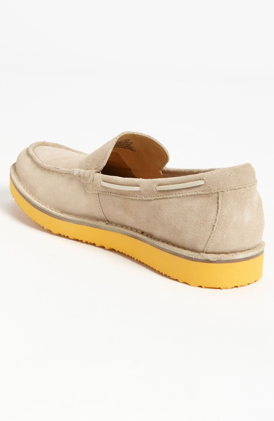 Alternate Image 2  - Børn 'Zander' Venetian Loafer (Men)