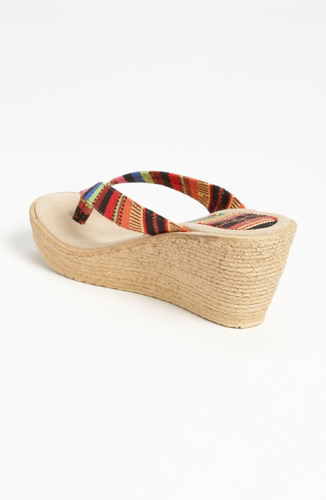 Alternate Image 2  - Sbicca 'Andes' Wedge Sandal