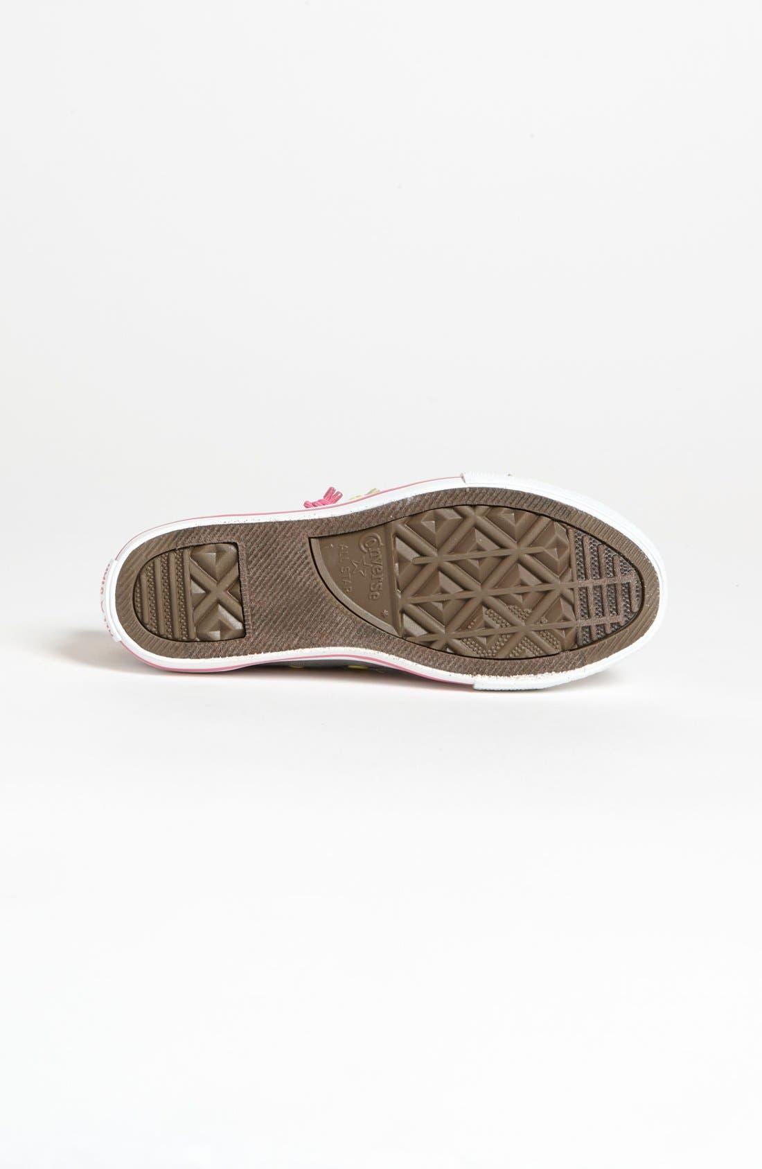 Alternate Image 4  - Converse All Star® 'Loop 2 Knot' Sneaker (Toddler, Little Kid & Big Kid)