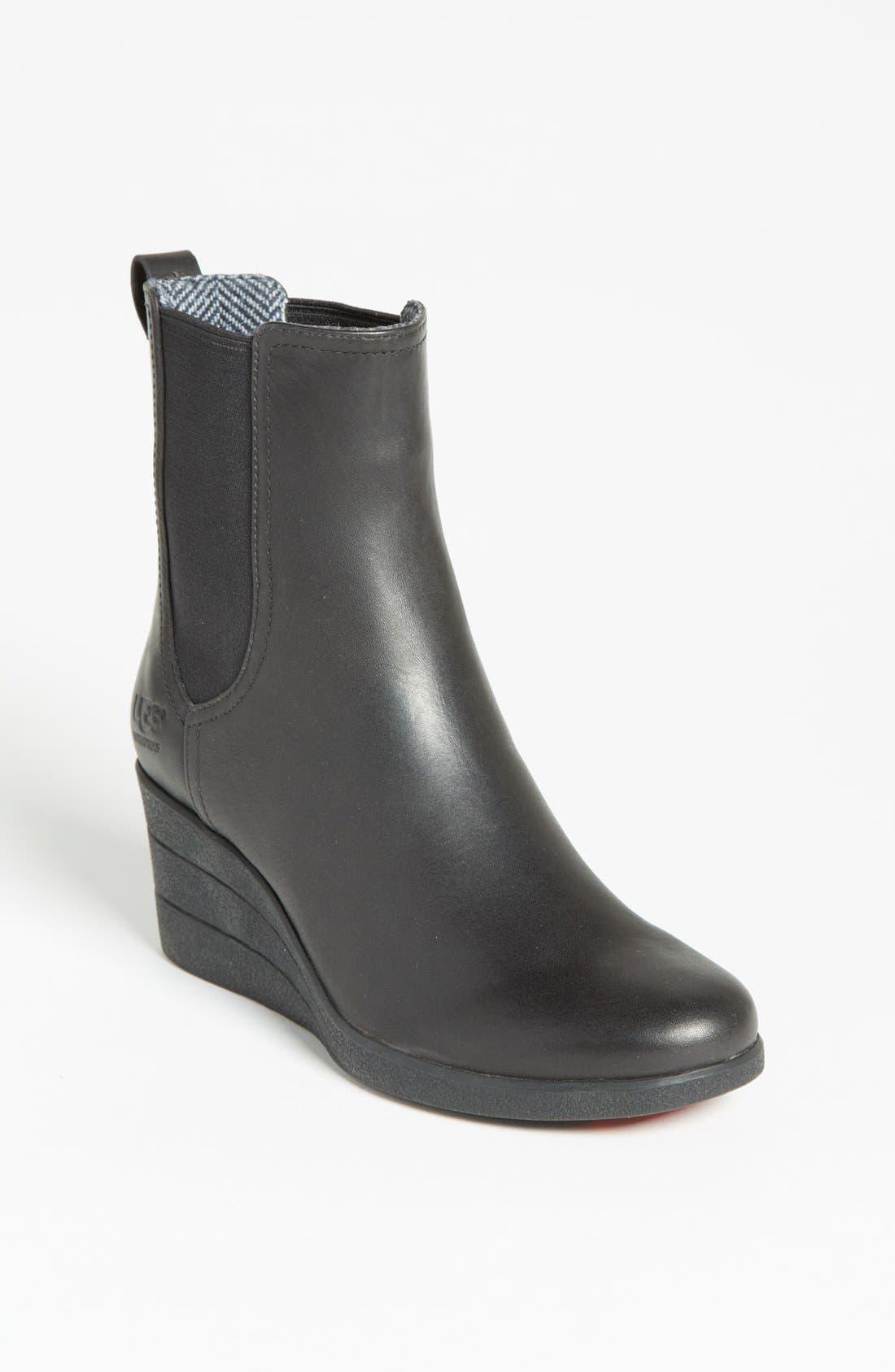 Alternate Image 1 Selected - UGG® Australia 'UGGpure™ - Dupre' Rain Boot (Women)