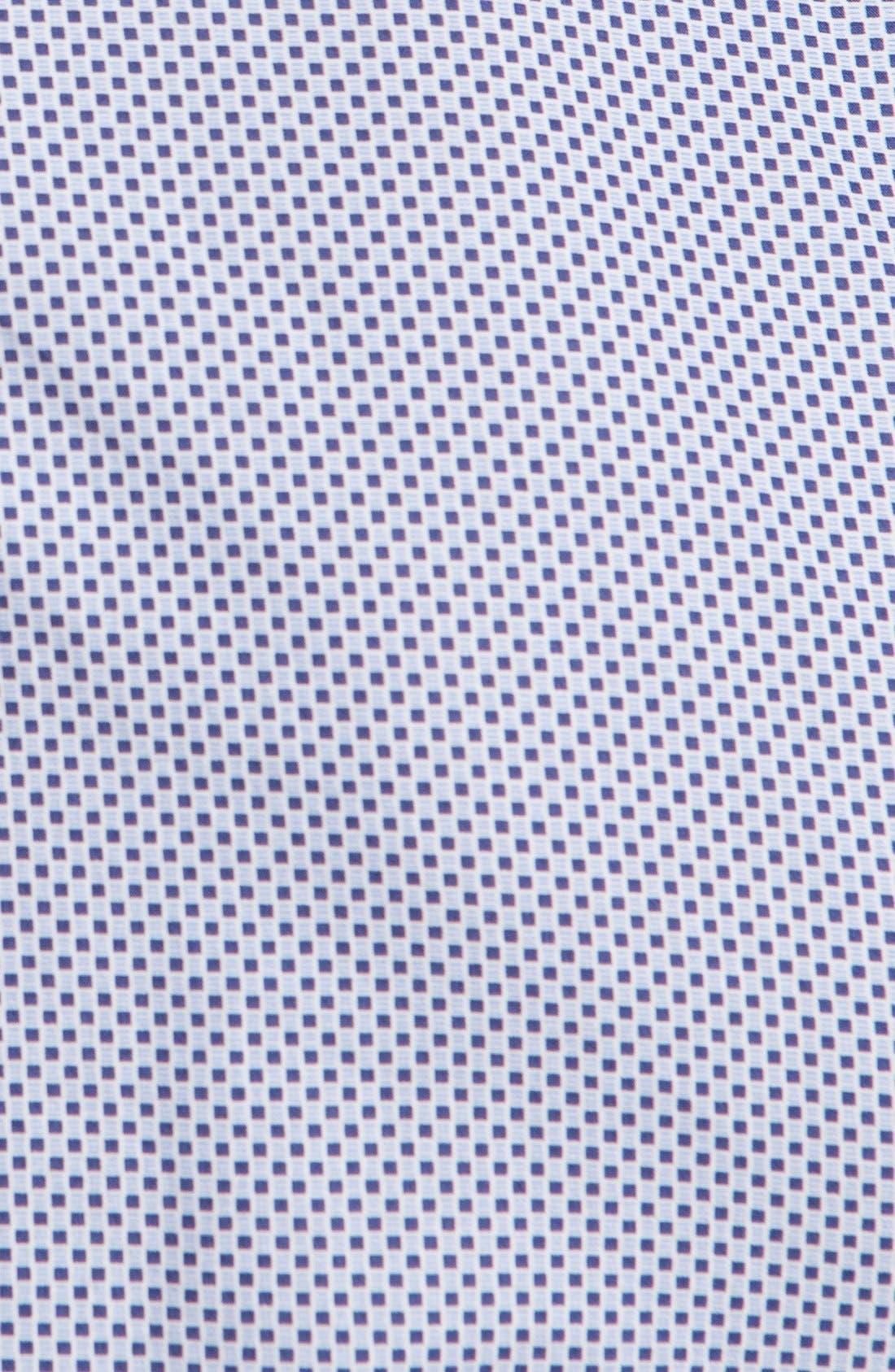 Alternate Image 3  - Canali Sport Shirt