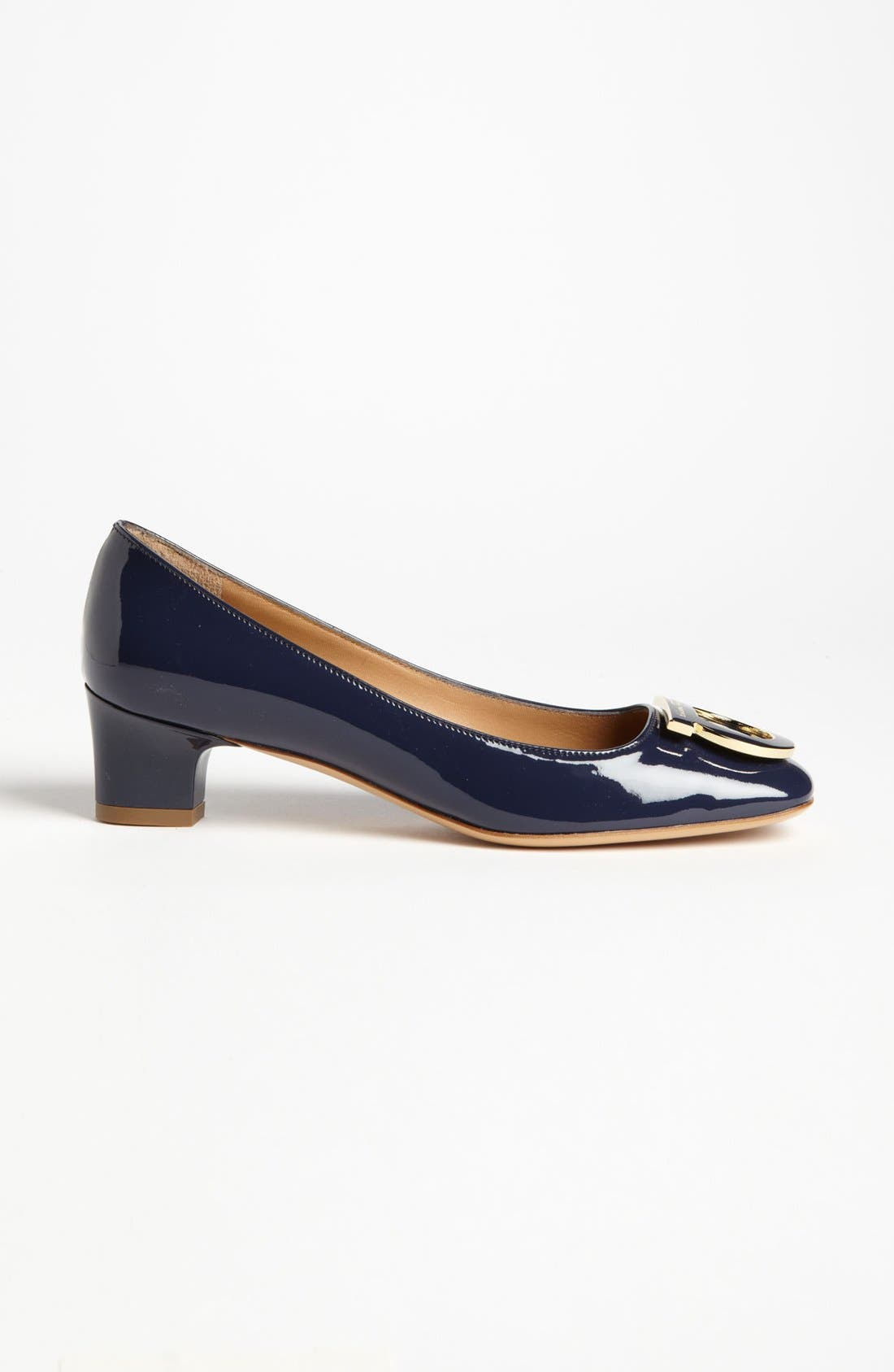 Alternate Image 4  - Salvatore Ferragamo 'Sanna' Pump