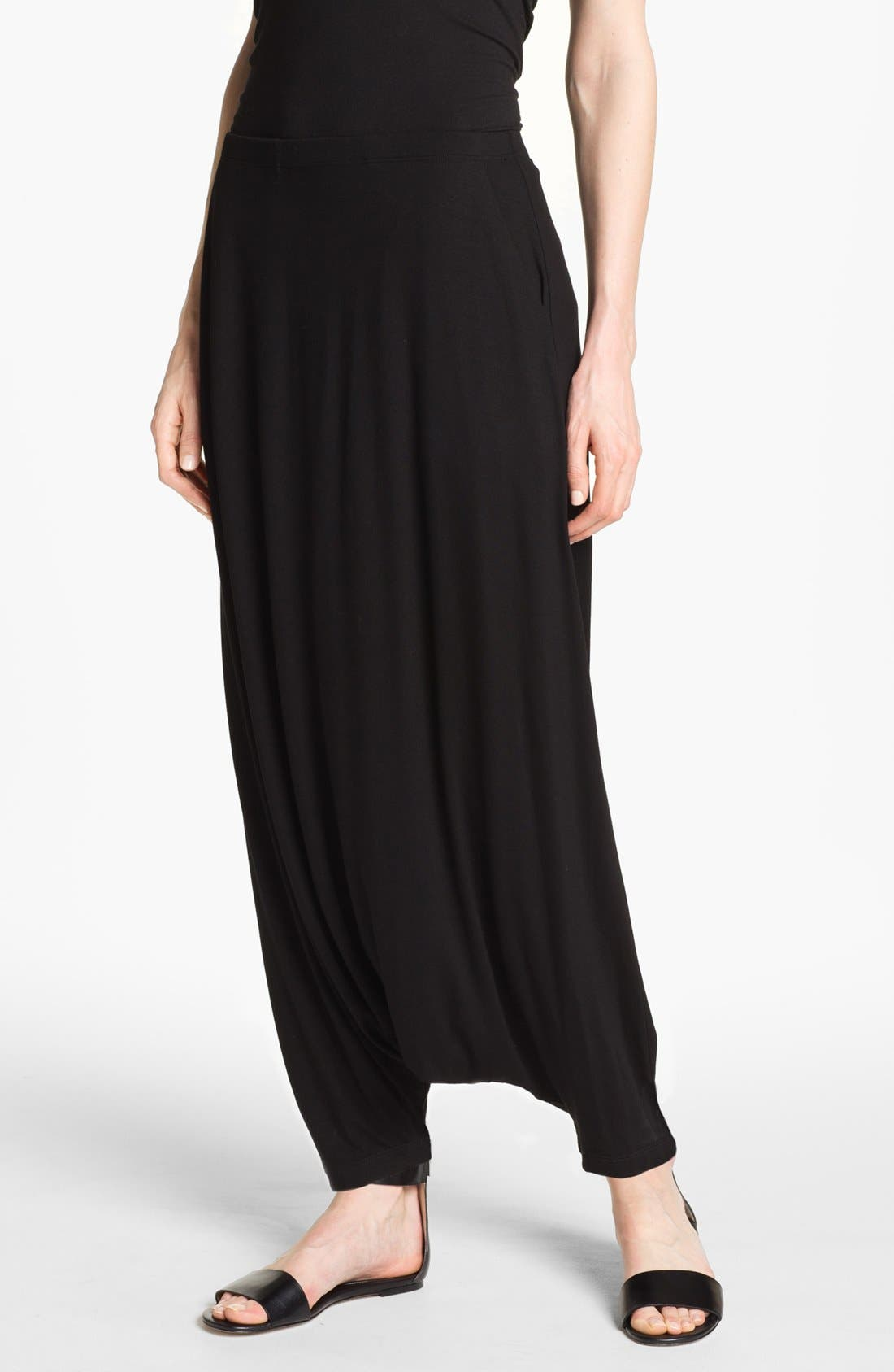 Alternate Image 1 Selected - Eileen Fisher Harem Pants