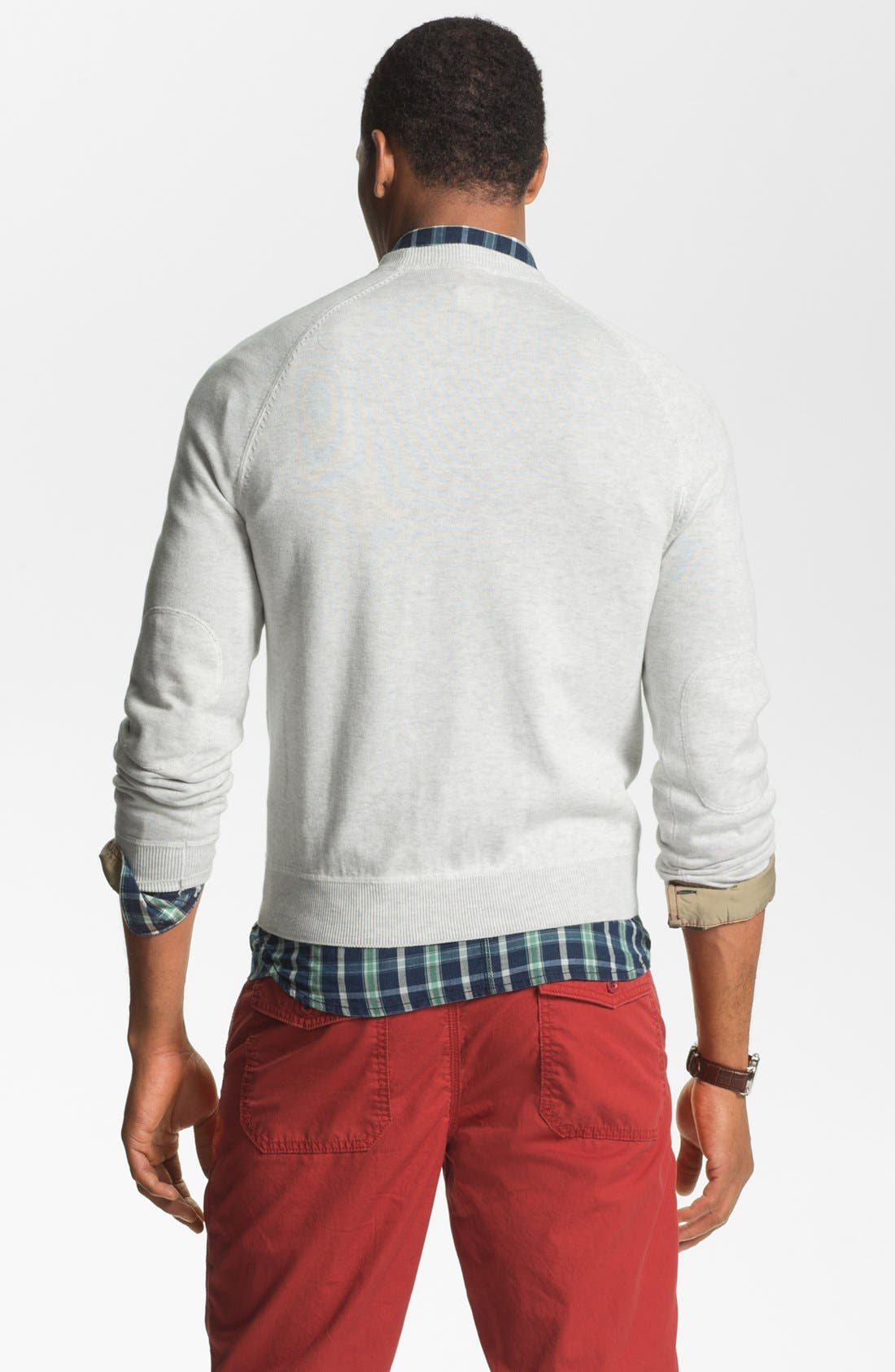 Alternate Image 2  - Brooks Brothers Raglan Sweater