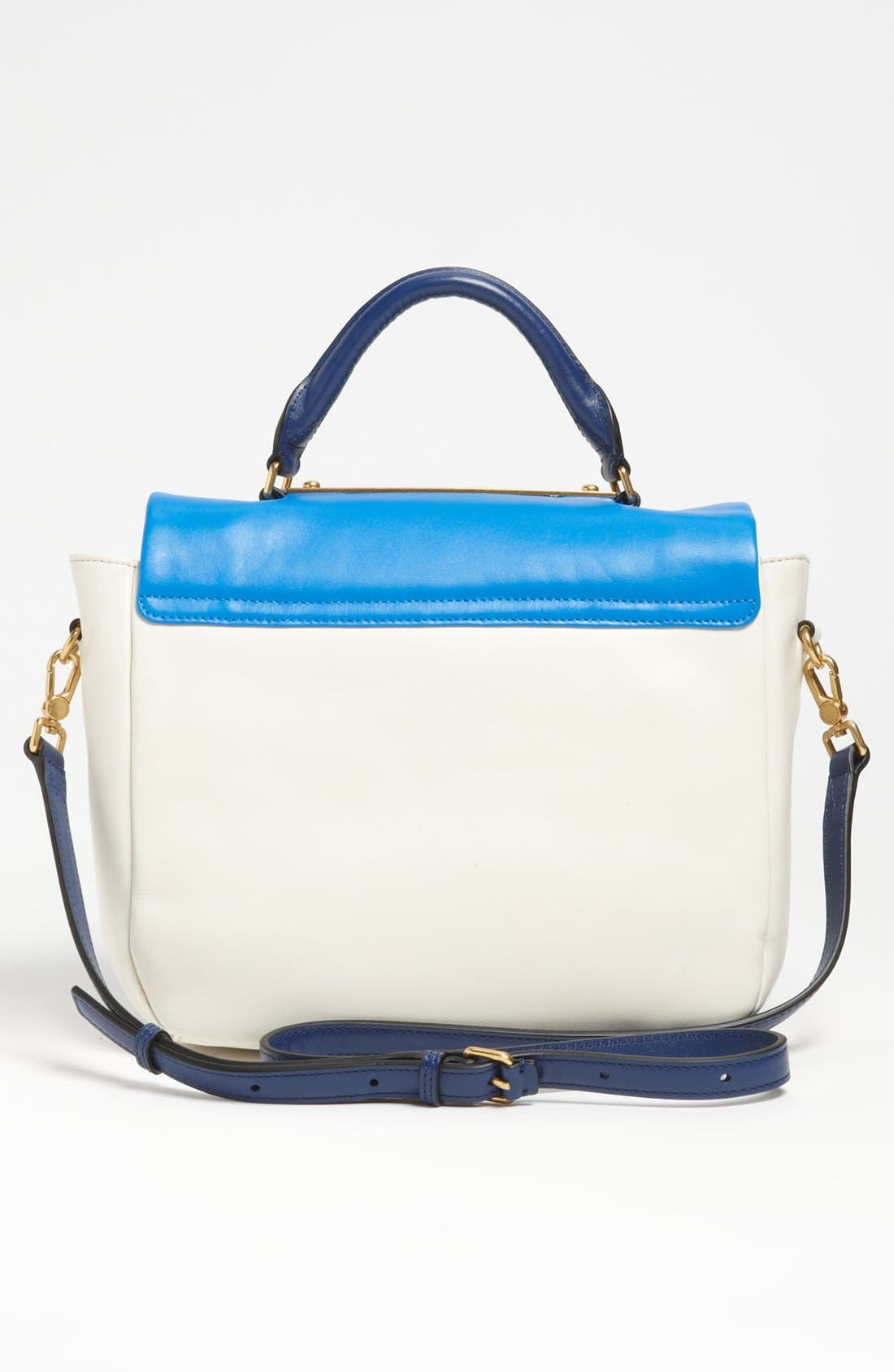 Alternate Image 4  - MARC BY MARC JACOBS 'Goodbye Columbus' Leather Satchel