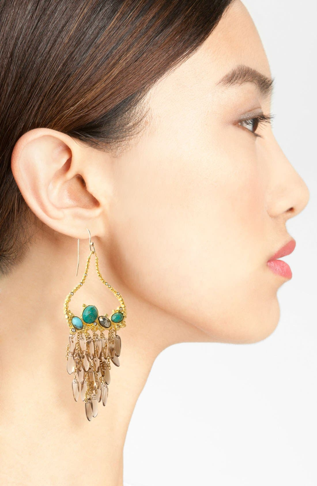 Alternate Image 2  - Alexis Bittar 'Elements - Cordova' Chandelier Earrings