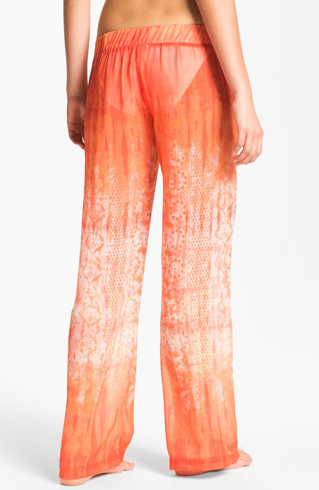 Alternate Image 2  - Halogen 'On Holiday' Cover-Up Pants