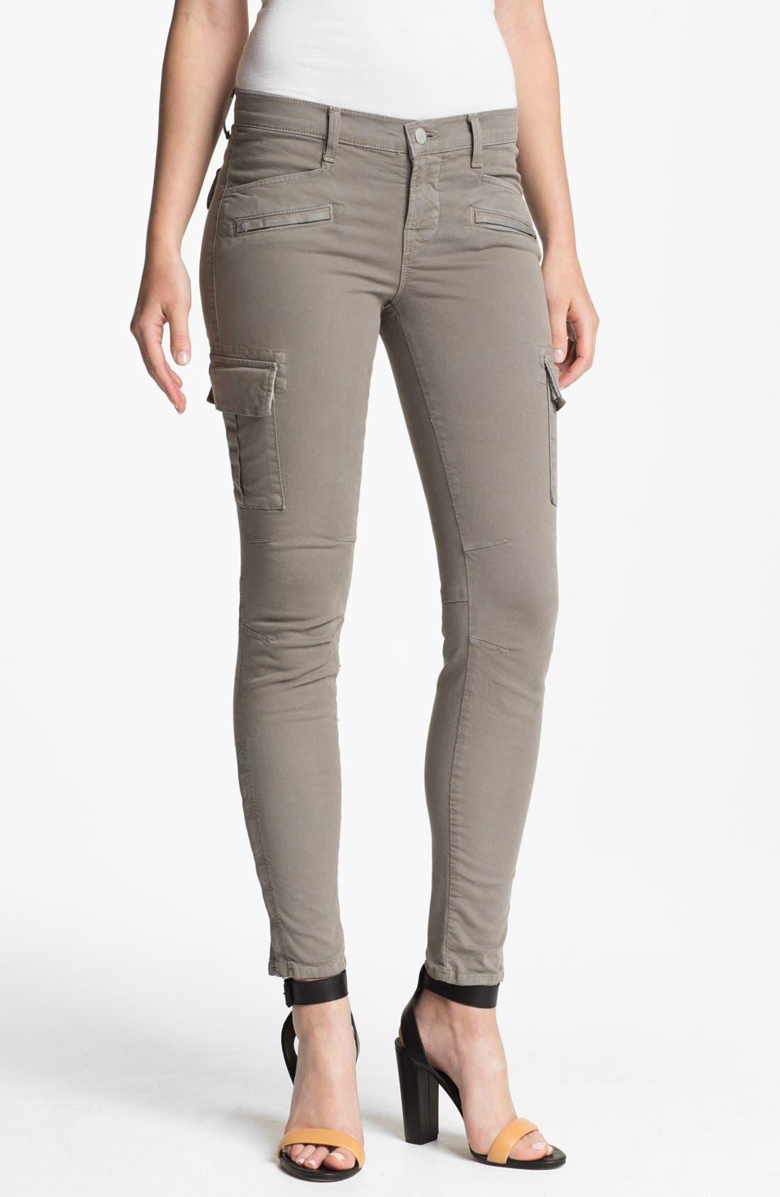 Alternate Image 1 Selected - J Brand 'Grayson' Skinny Cargo Pants