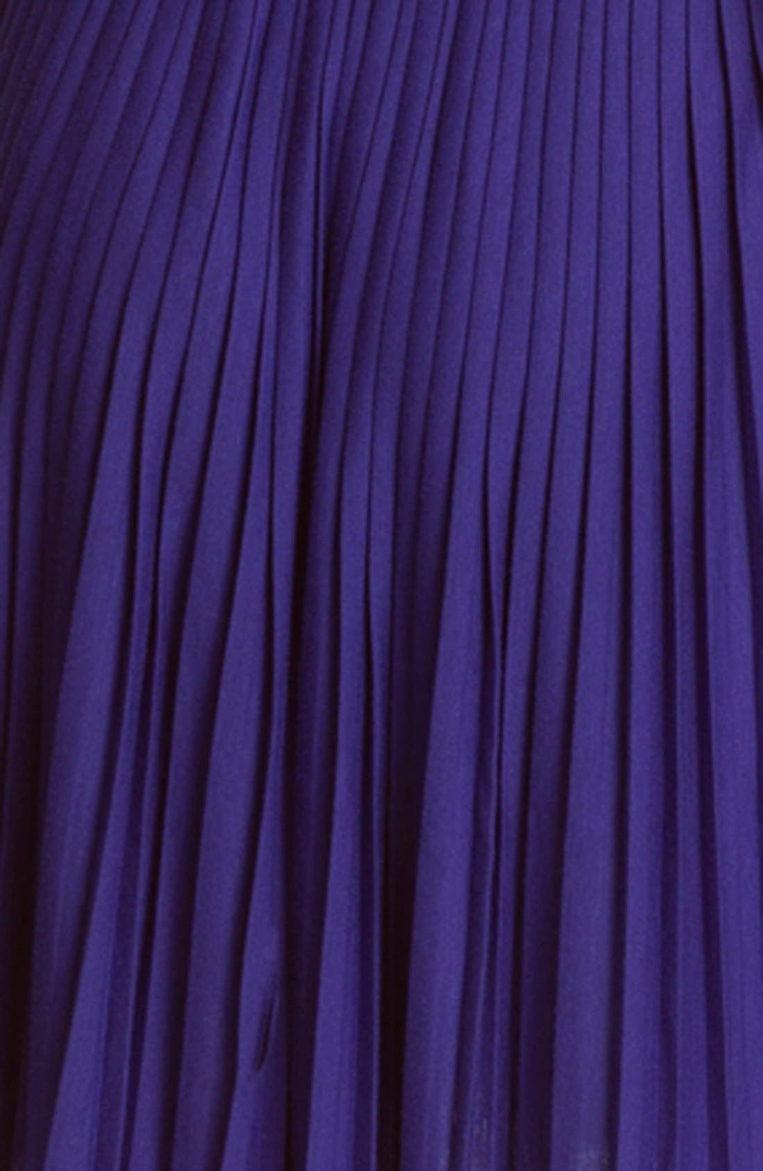 Alternate Image 3  - French Connection 'Penny' Pleated Jersey Dress