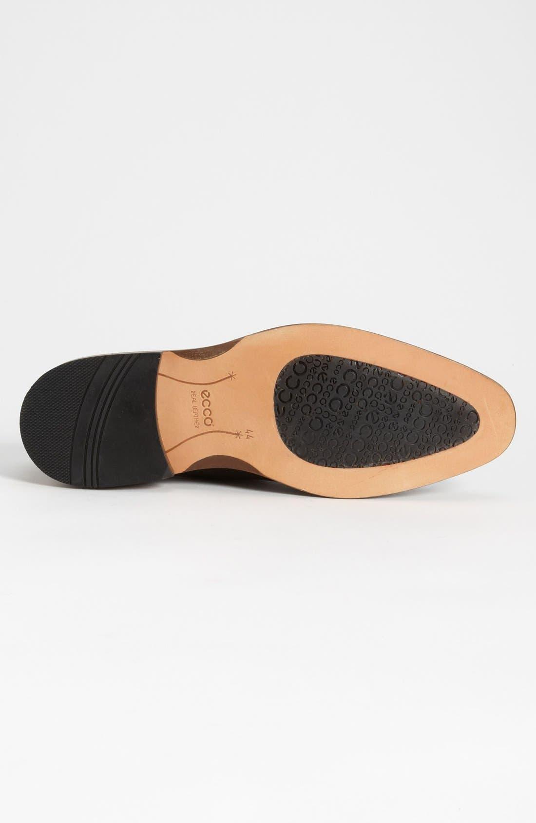 Alternate Image 4  - ECCO 'Pedoso' Venetian Loafer (Men)