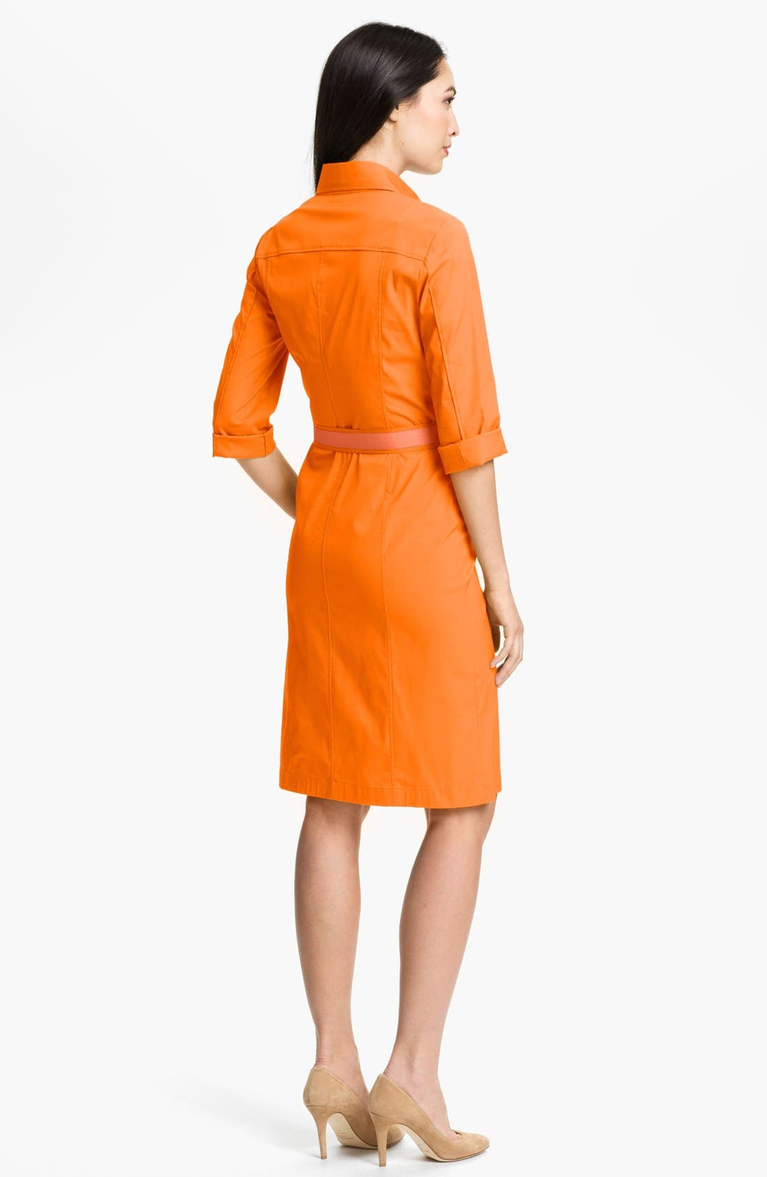 Alternate Image 2  - BOSS HUGO BOSS 'Dashina 3' Shirtdress