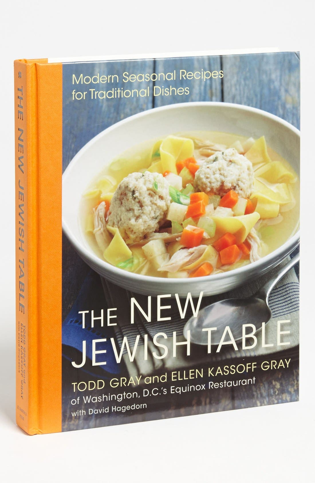 Alternate Image 1 Selected - 'The New Jewish Table' Cookbook