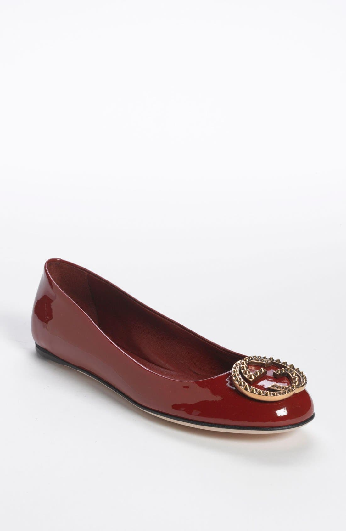 Alternate Image 1 Selected - Gucci Ballerina Flat