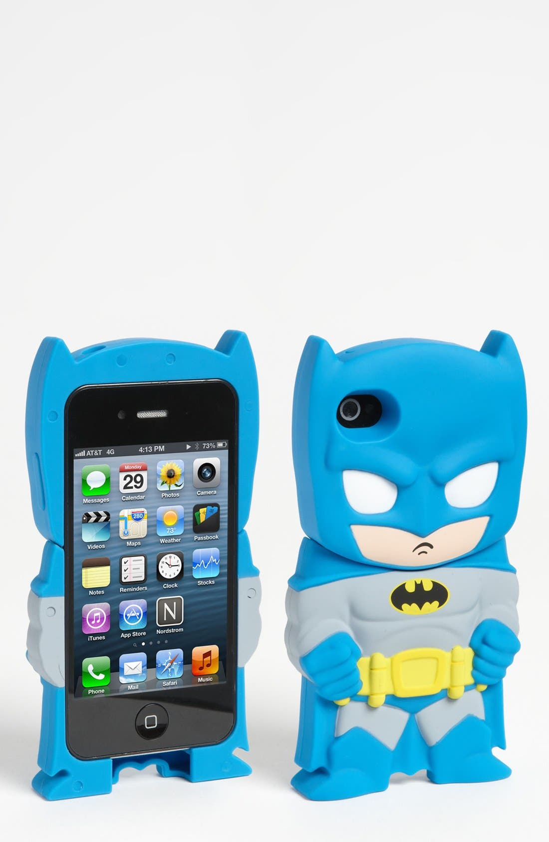 Alternate Image 1 Selected - DC Comics 'Chara-Cover - Batman®' iPhone Case