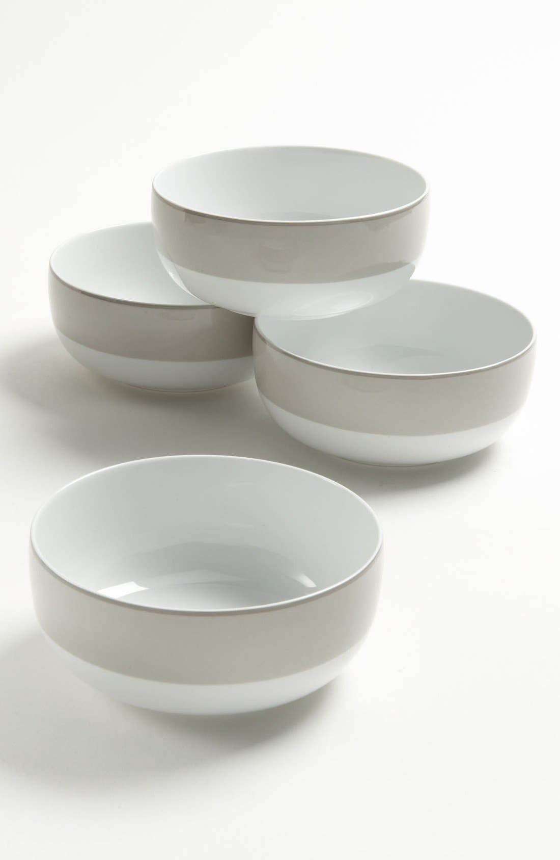 Alternate Image 1 Selected - Echo 'Latika - Driftwood' Bowls (Set of 4)