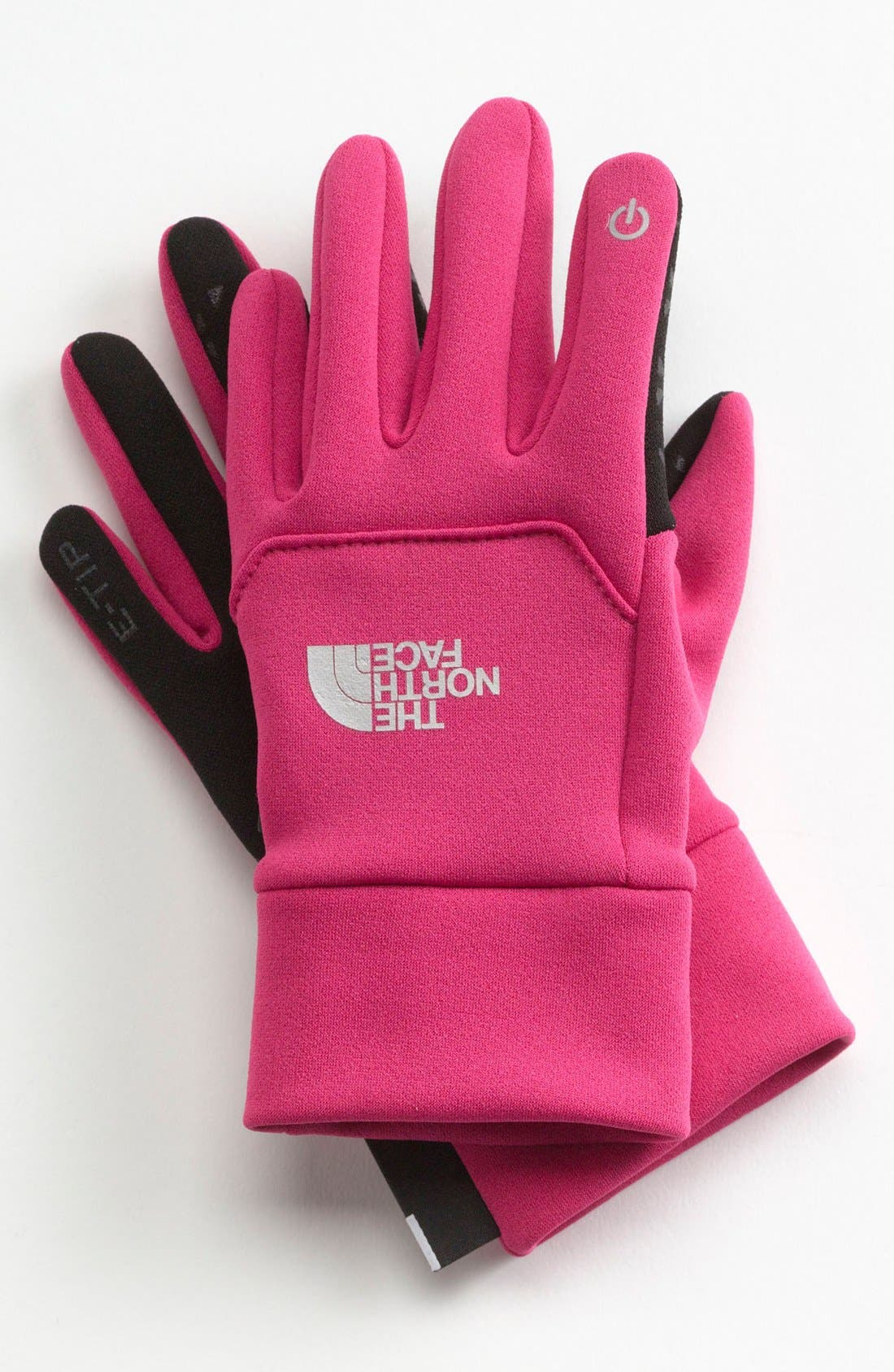 Main Image - The North Face 'E-Tip' Gloves (Girls)