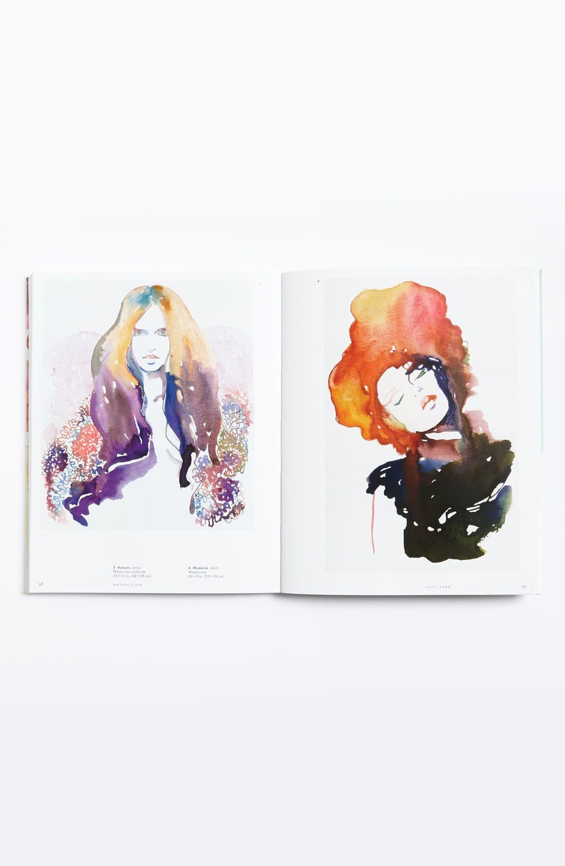 Alternate Image 2  - 'Watercolor: Paintings by Contemporary Artists' Art Book