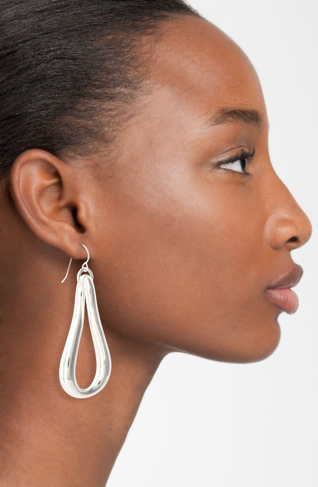Alternate Image 2  - Simon Sebbag 'Contemporary' Large Twisted Drop Earrings